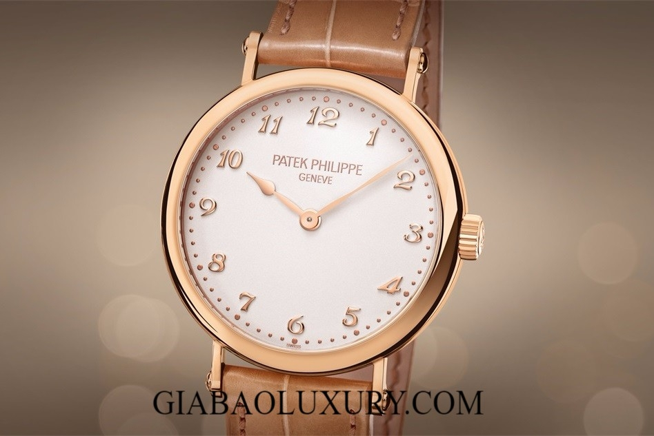 ĐỒNG HỒ PATEK PHILIPPER CALATRAVA 7200R ULTRA-THIN MECHANICAL SELF-WINDING MOVEMENT