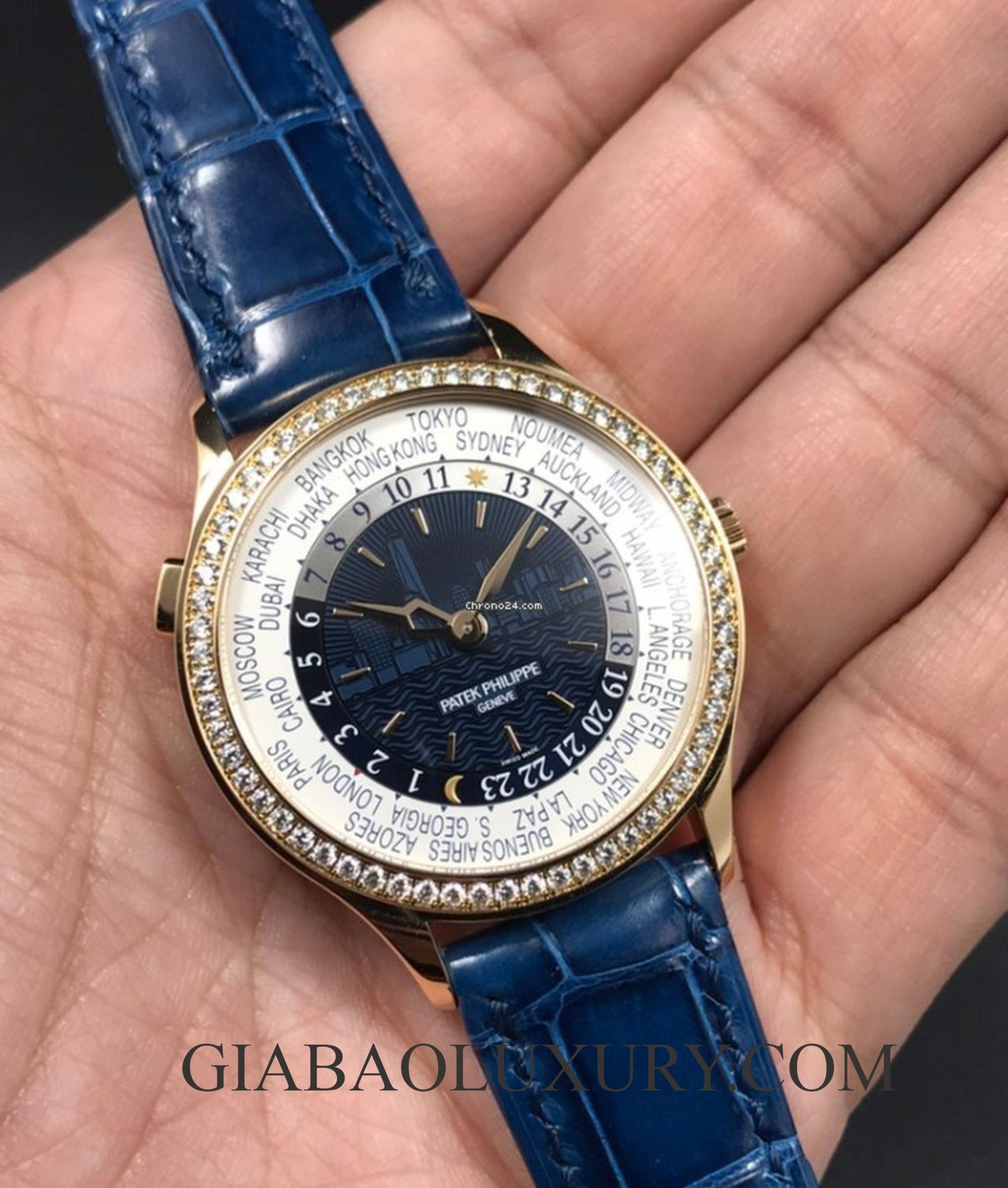 Đồng hồ Patek Philippe Complications 7130R-012 Limited Edition New York 2017