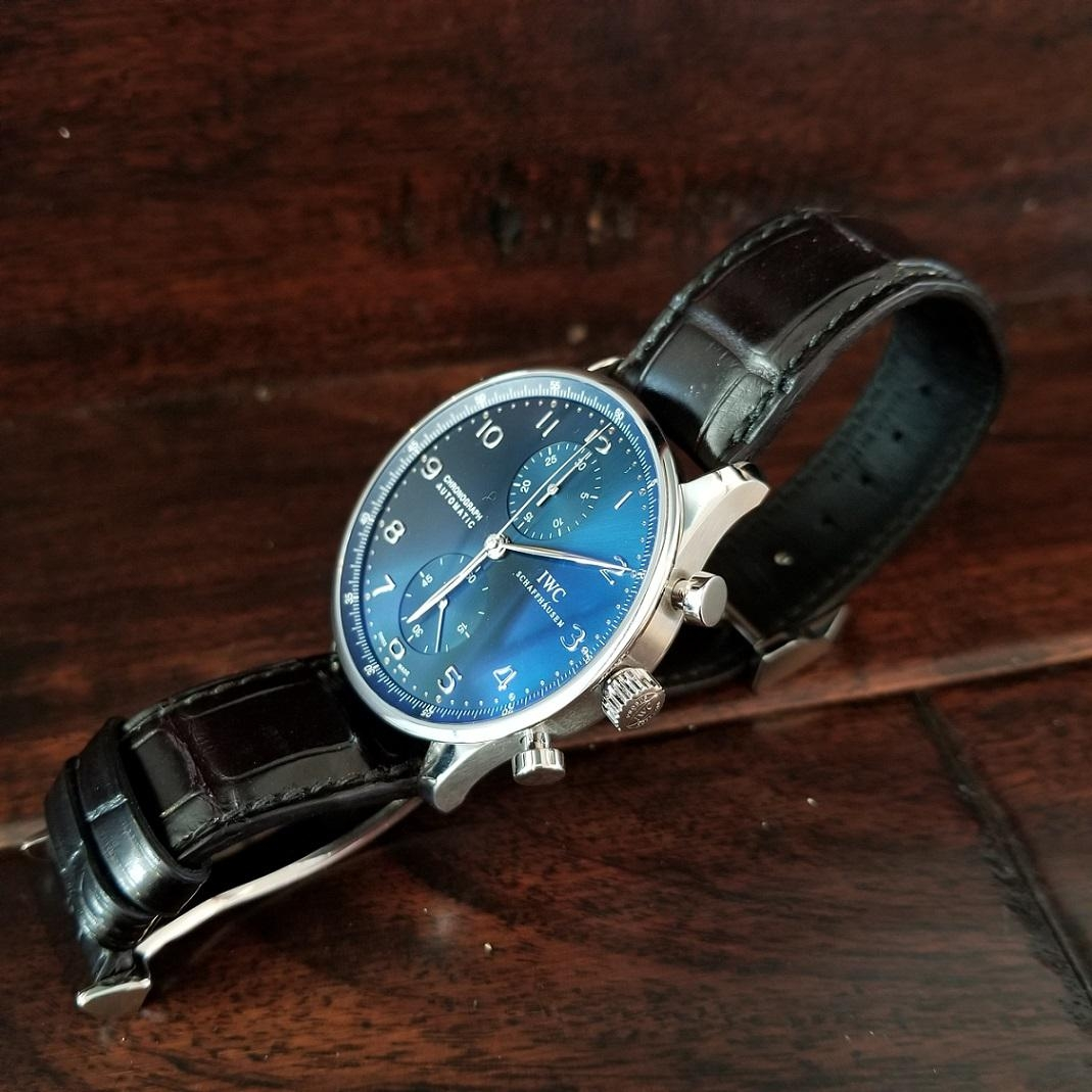 Đồng hồ IWC Portugiese Chronograph IW371491