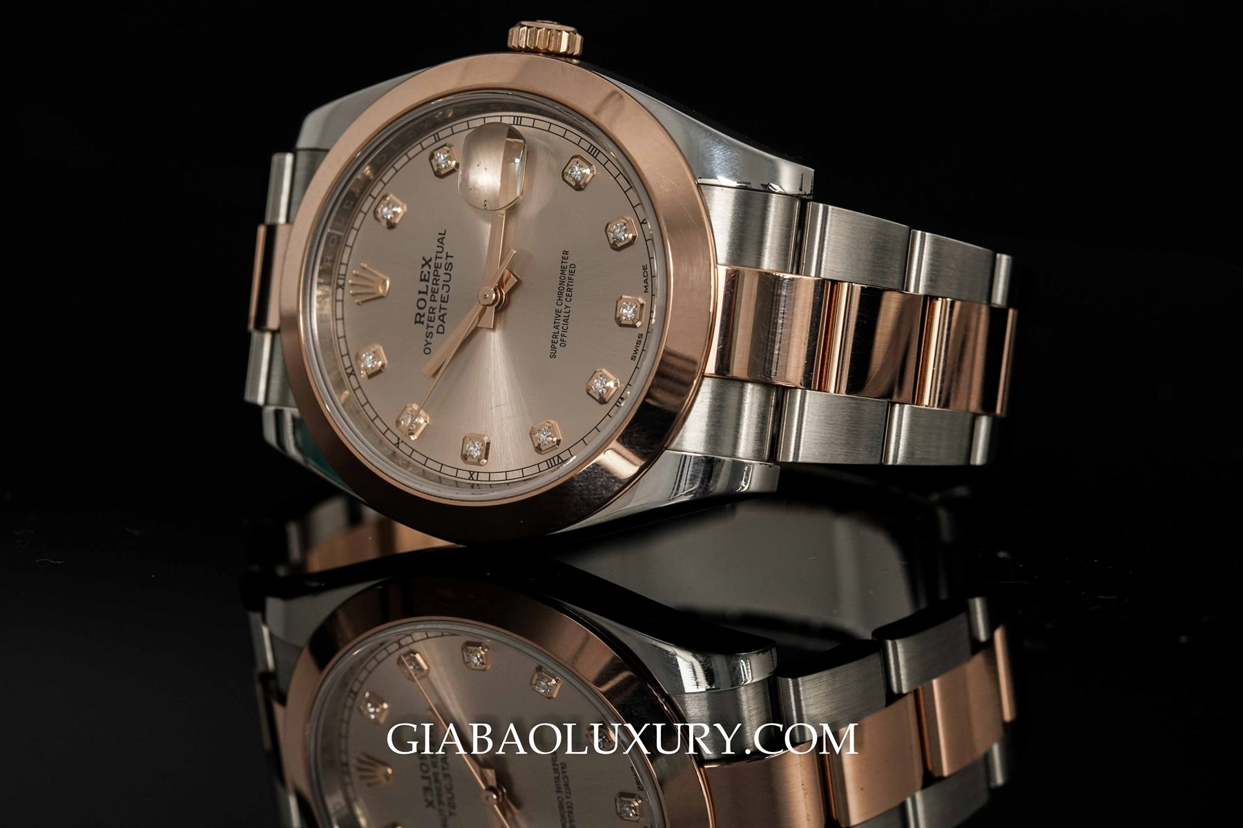 Đồng Hồ Rolex Oyster Perpetual Datejust 126301