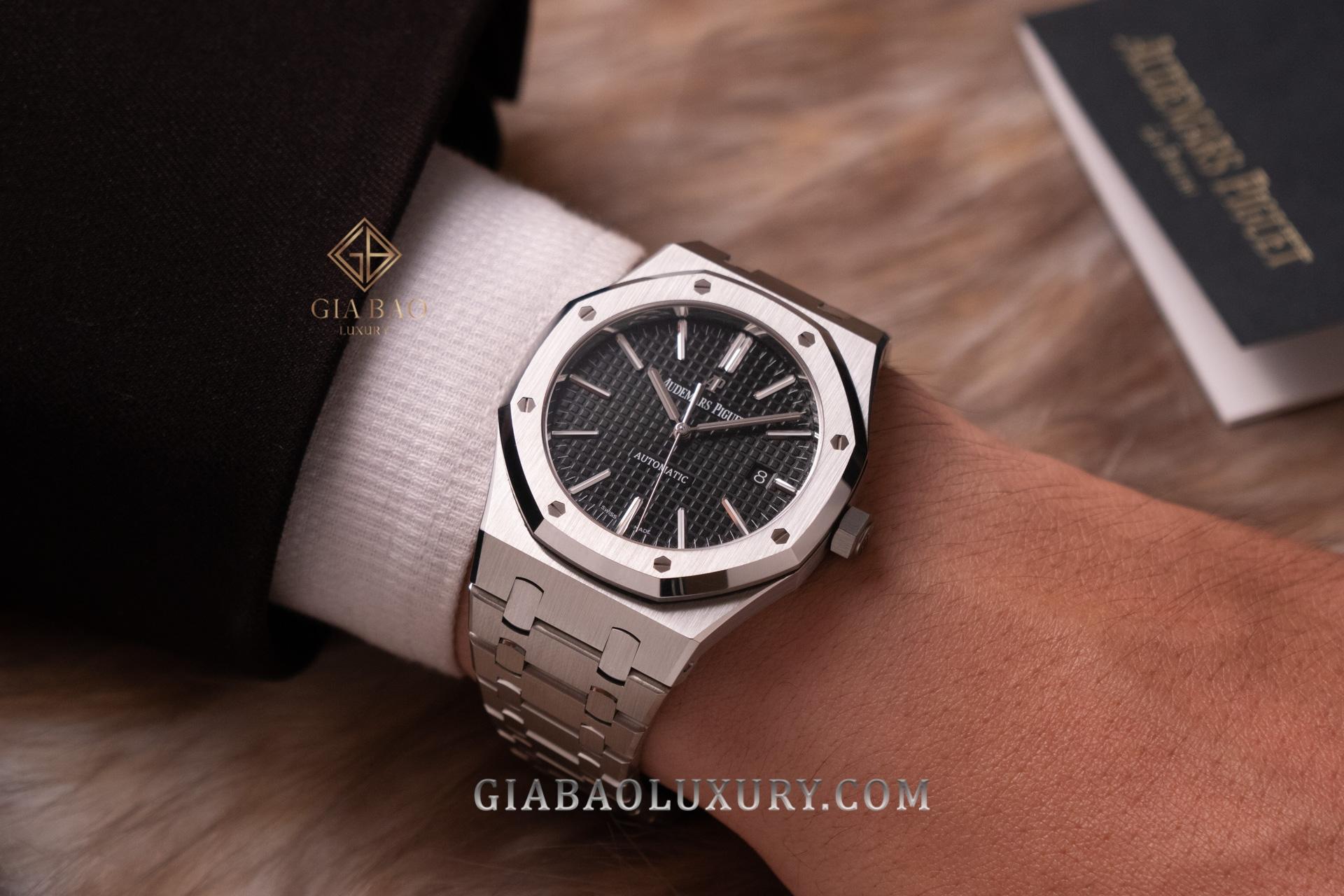 Đồng hồ Audemars Piguet Royal Oak 15400ST.OO.1220ST.01