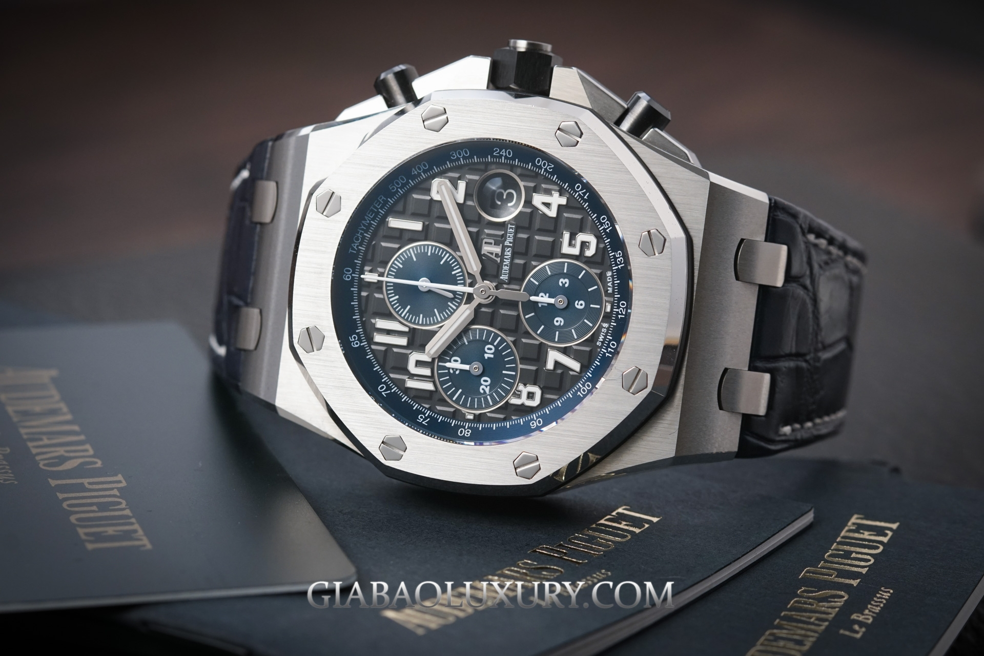 Đồng hồ Audemars Piguet Royal Oak Offshore Chronograph 26470ST.OO.A028CR.01