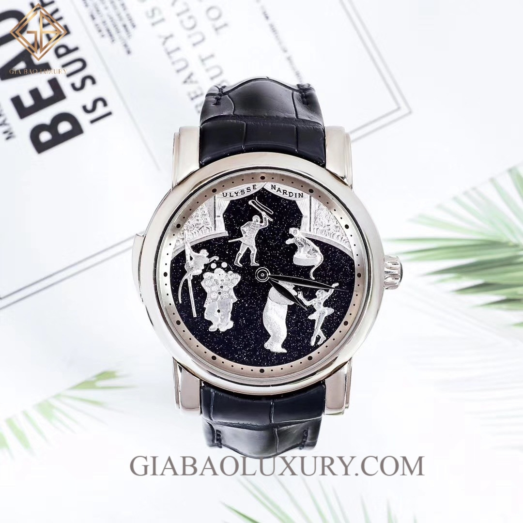 Đồng Hồ Ulysse Nardin Circus Minute Repeater 740-88 Limited 30 Pieces