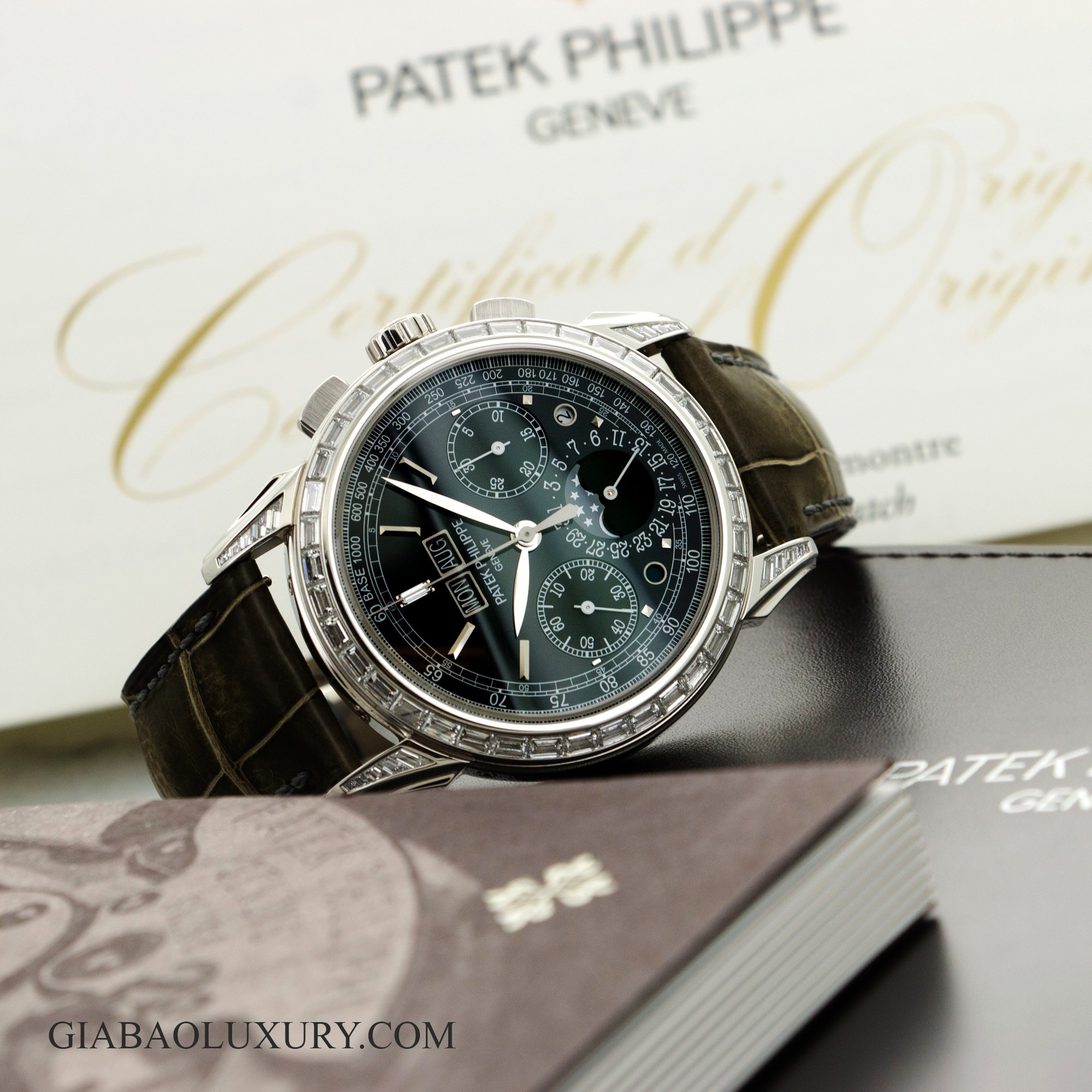 Đồng hồ Patek Philippe Grand Complications 5271P