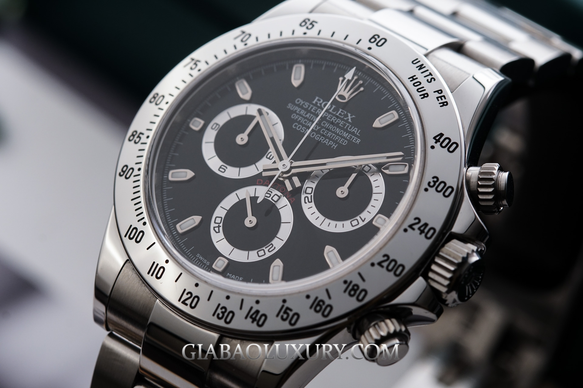 Đồng Hồ Rolex Cosmograph Daytona 116520