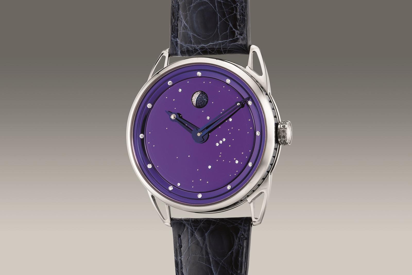 đồng hồ DB25 Moon Phase Starry Sky