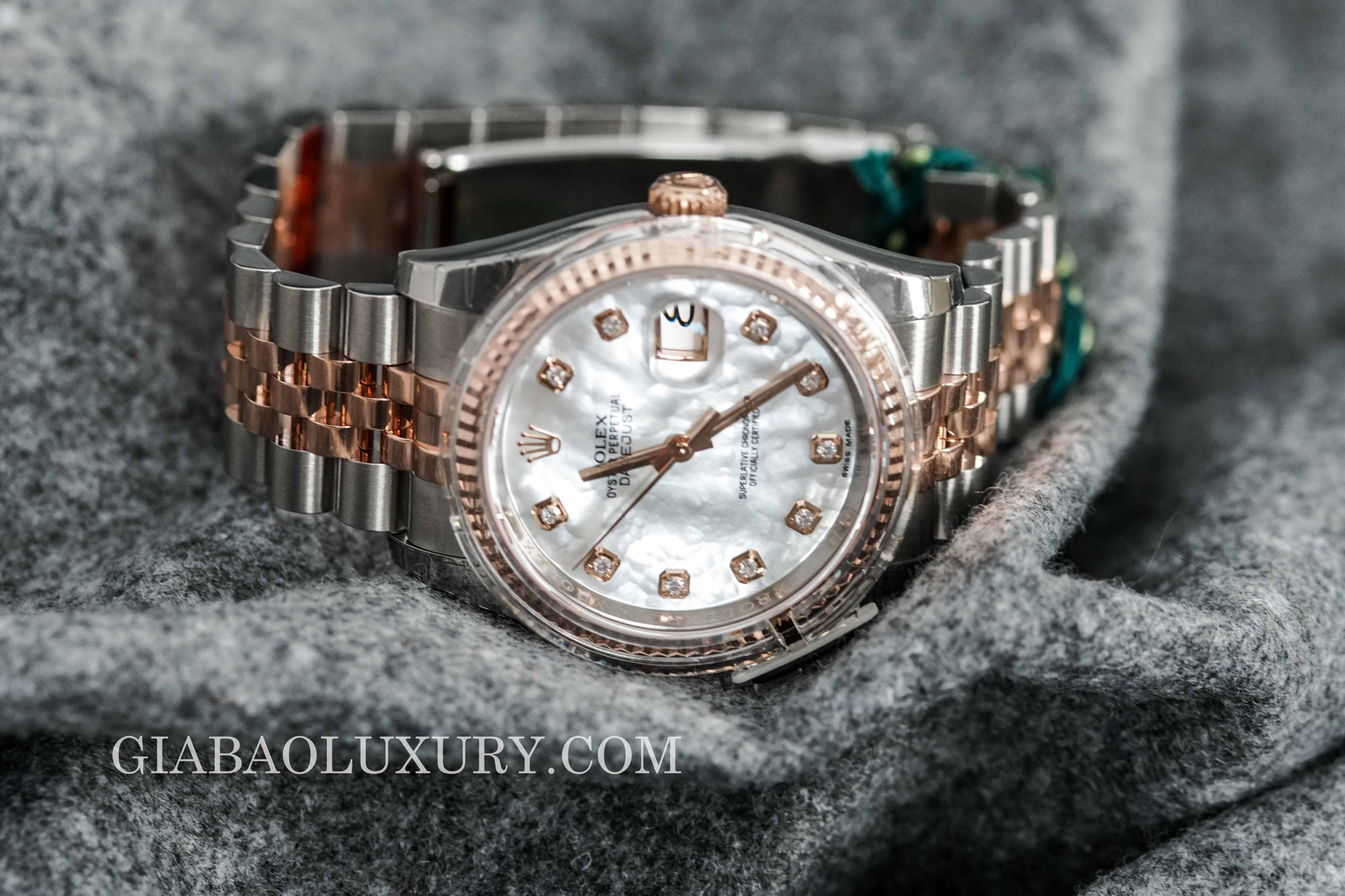 đồng hồ Rolex Oyster Perpetual Datejust 116231