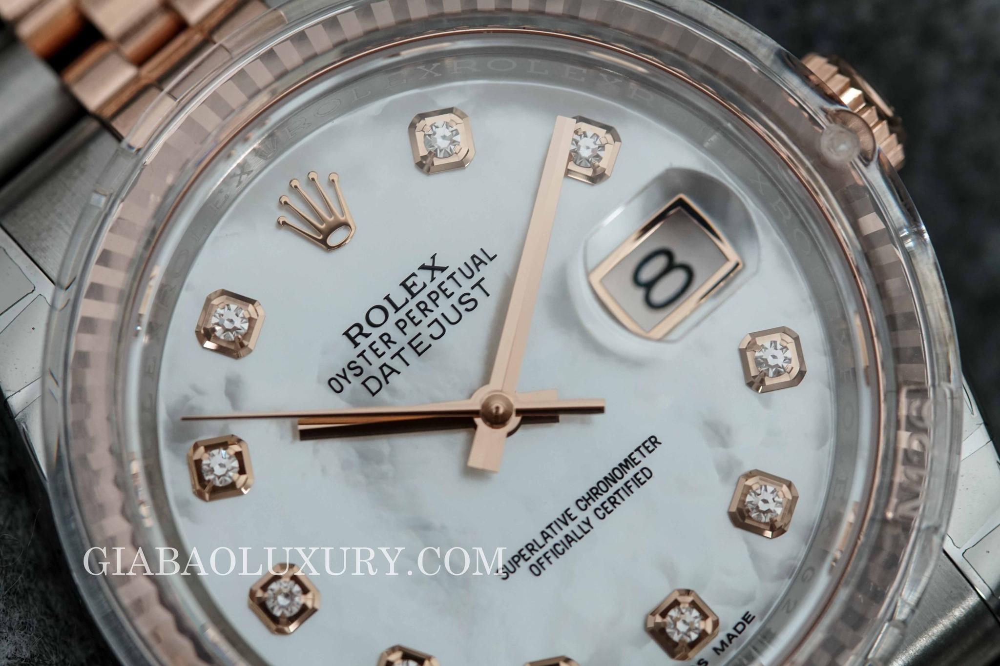 đồng hồ rolex datejust 116231