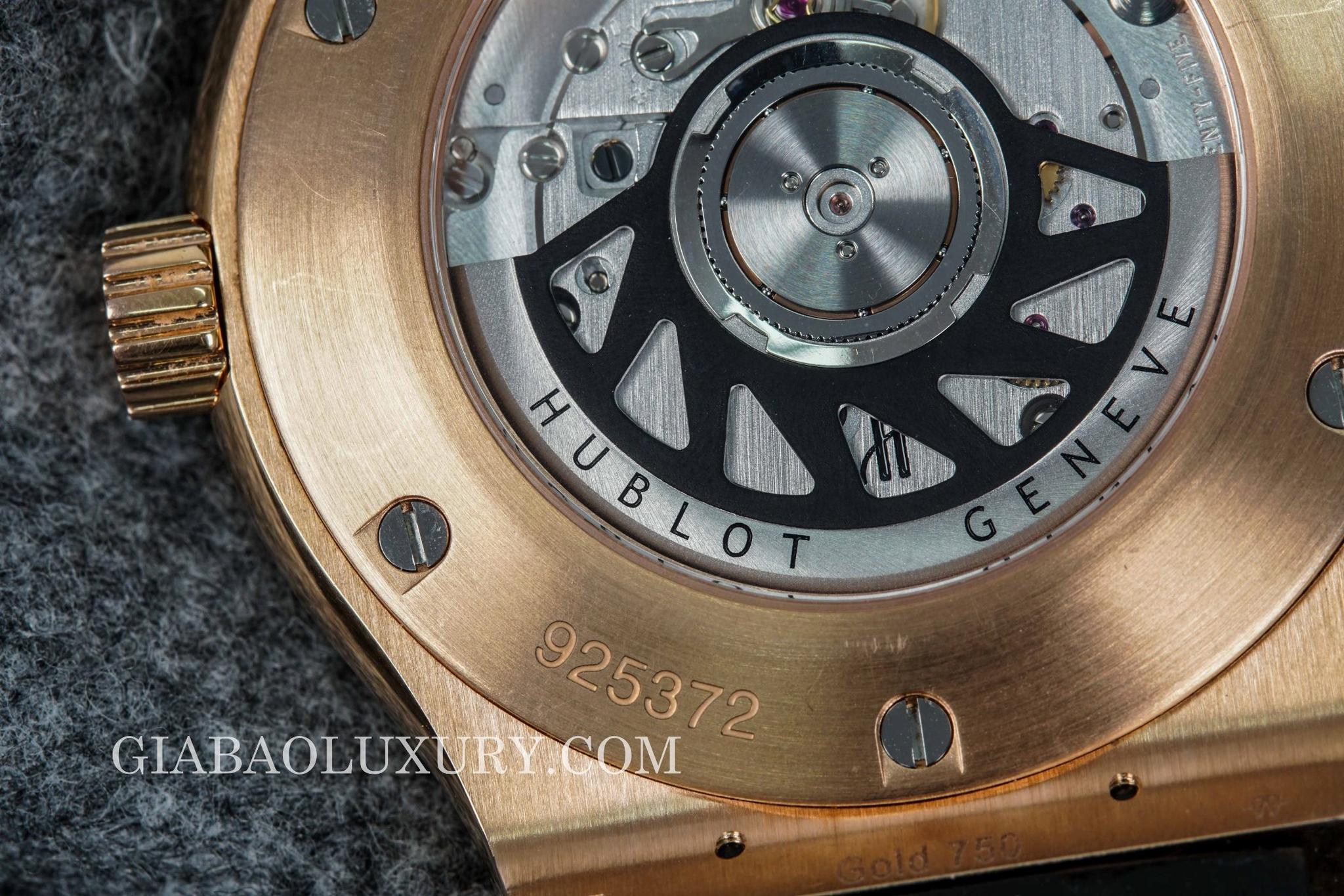 đồng hồ hublot fusion classic