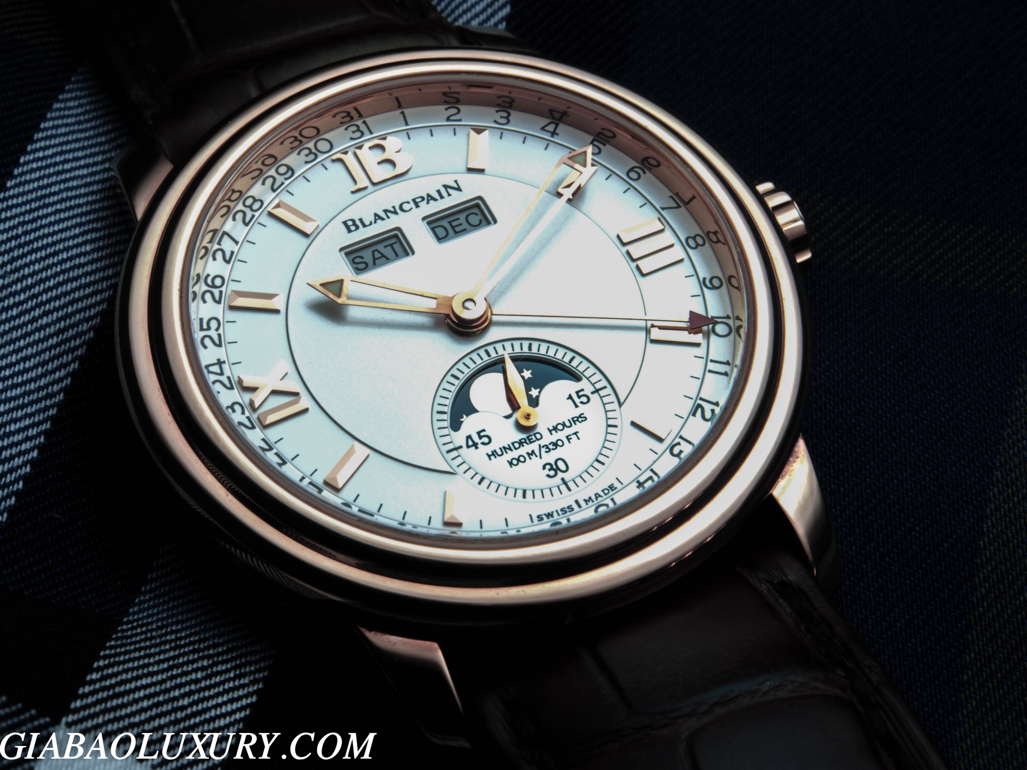 đồng hồ blancpain limited