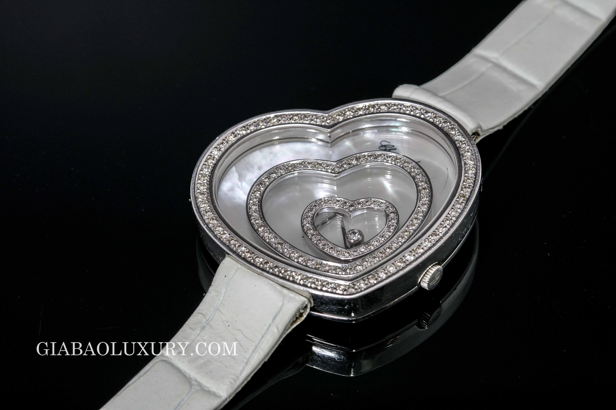 đồng hồ Chopard Happy Diamond Spirit