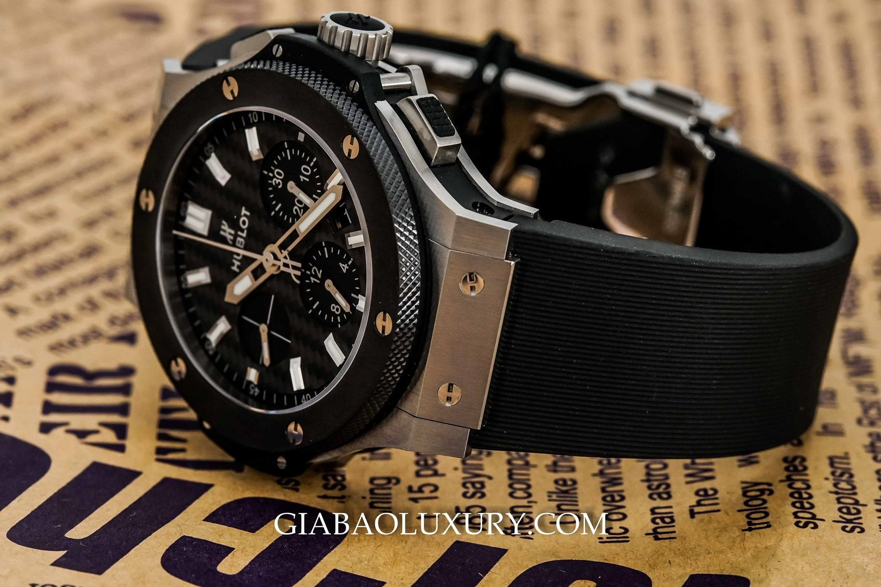 Đồng Hồ Hublot Big Bang Evolution