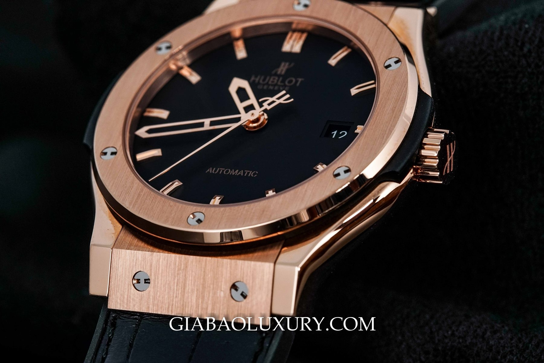 watch Hublot Classic Fussion
