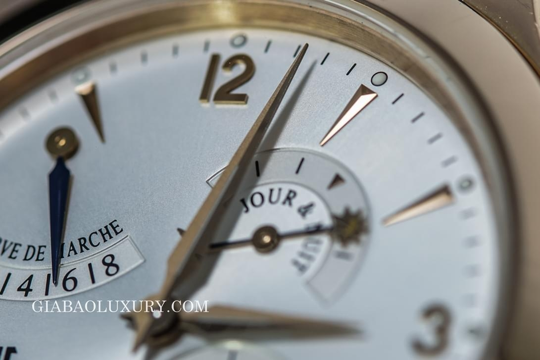 JAEGER-LECOULTRE MASTER EIGHT DAYS POWER RESERVE