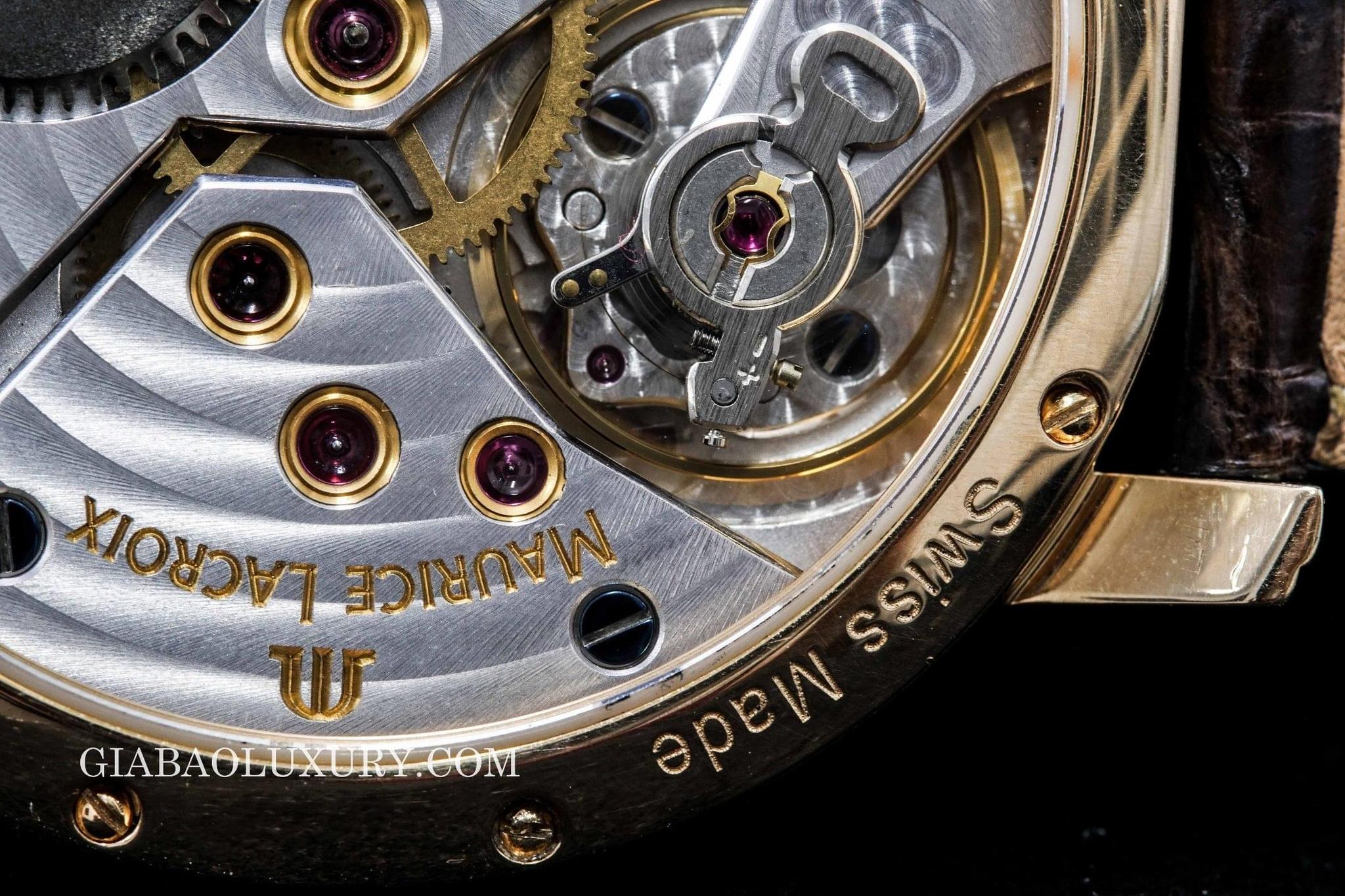 đồng hồ Maurice Lacroix