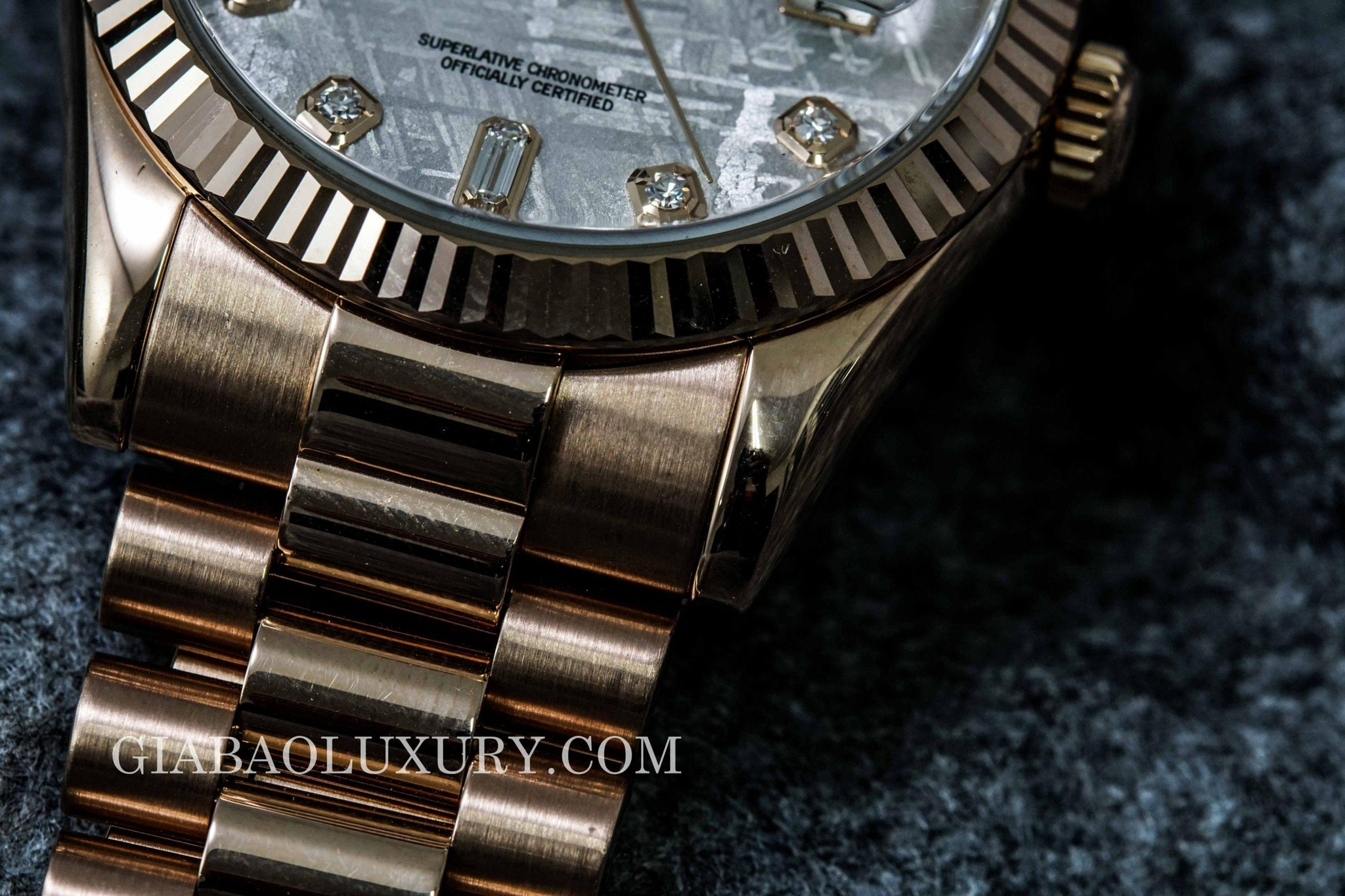 đồng hồ rolex president day-date 118235