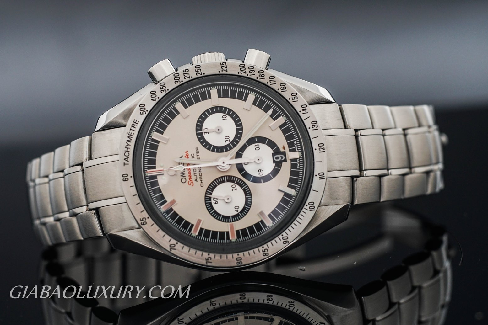 Đồng Hồ Omega Speedmaster Michael Schumacher The Legend Collection