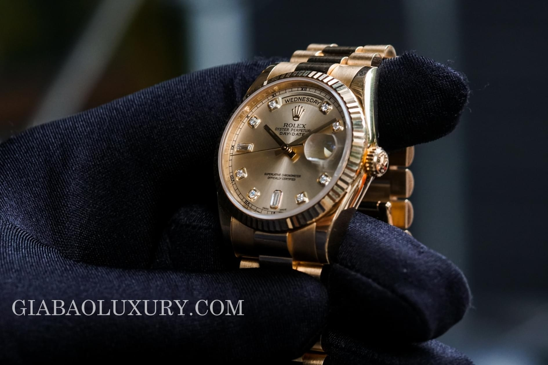 watch rolex day-date 118238
