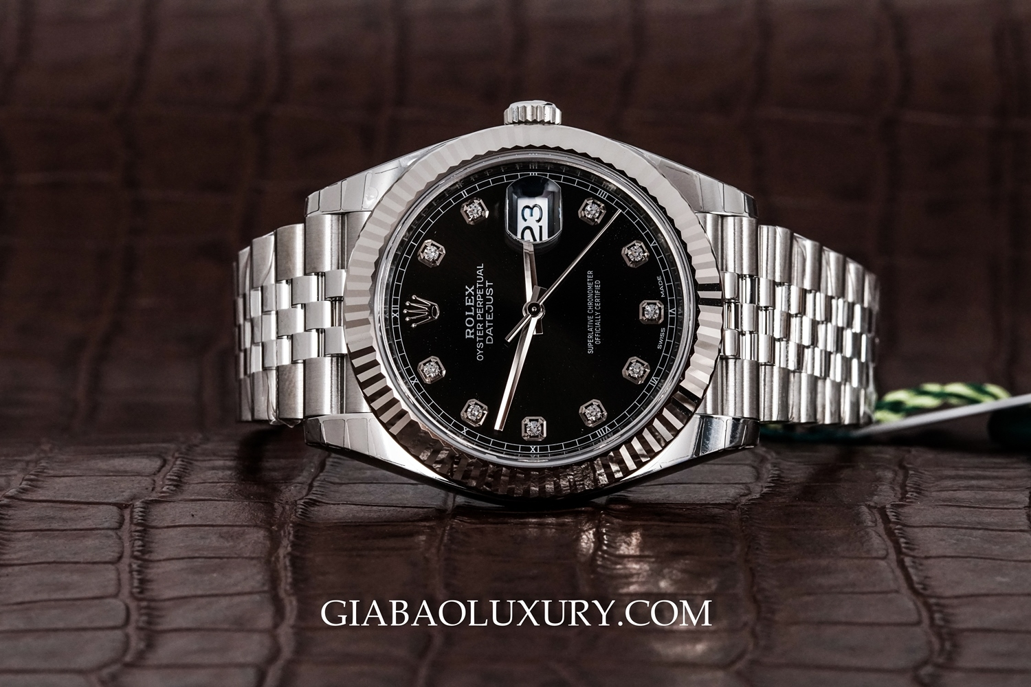 đồng hồ Rolex Oyster Perpetual Datejust 41