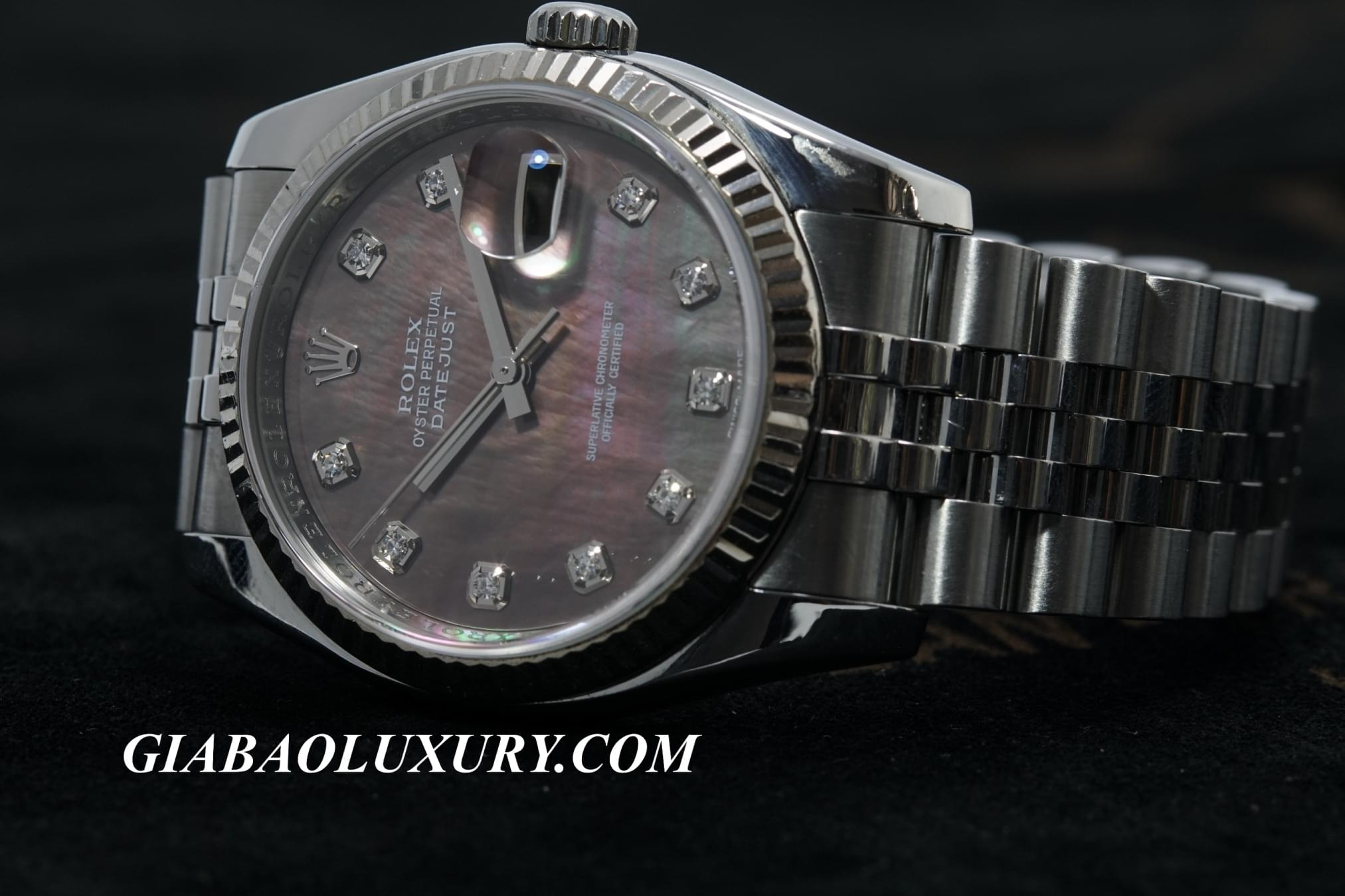 ĐỒNG HỒ ROLEX OYSTER PERPETUAL DATEJUST 116234