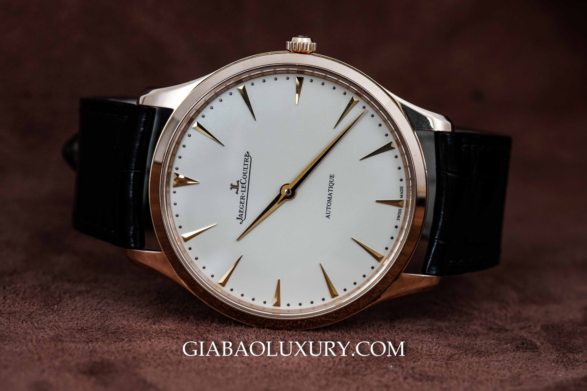 Đồng hồ Jaeger Le Coultre Master Ultra Thin 170.2.37