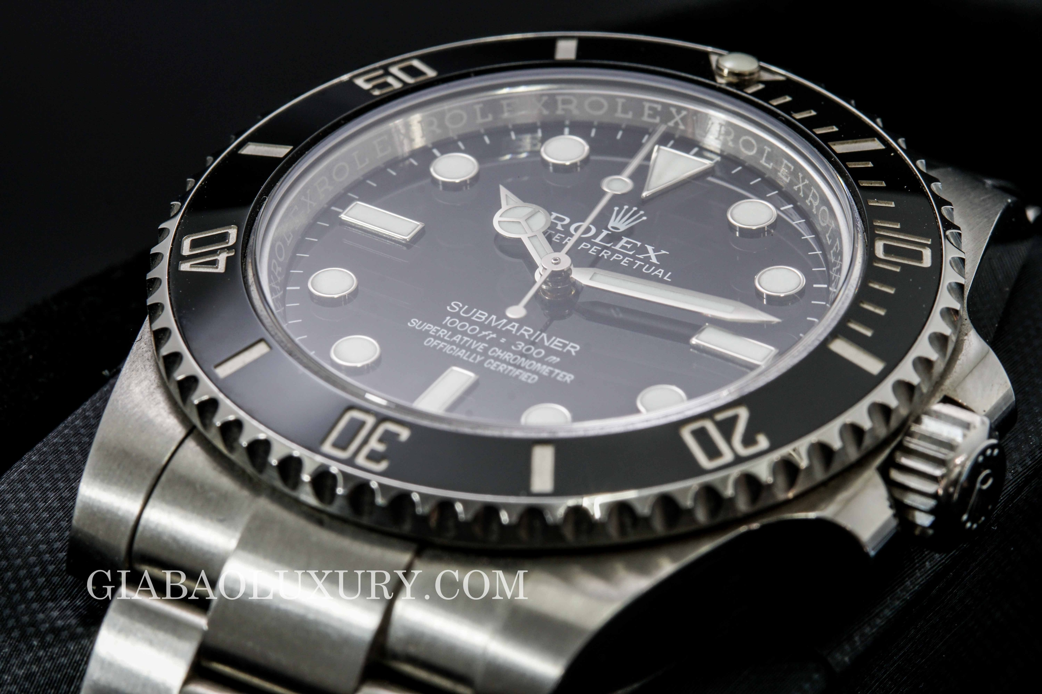 đồng hồ rolex oyster perpetual submariner