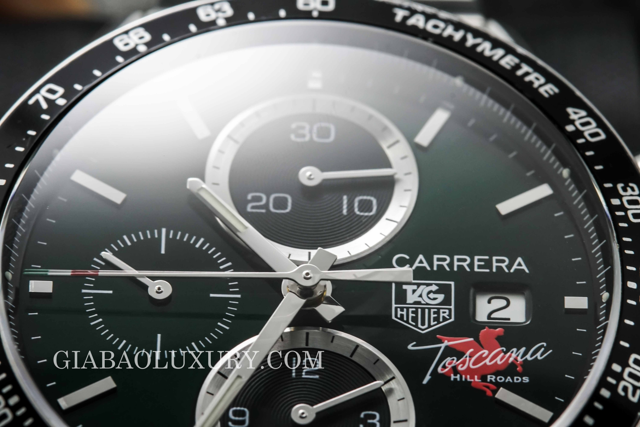 đồng hồ Tag Heuer Toscana Hill Road