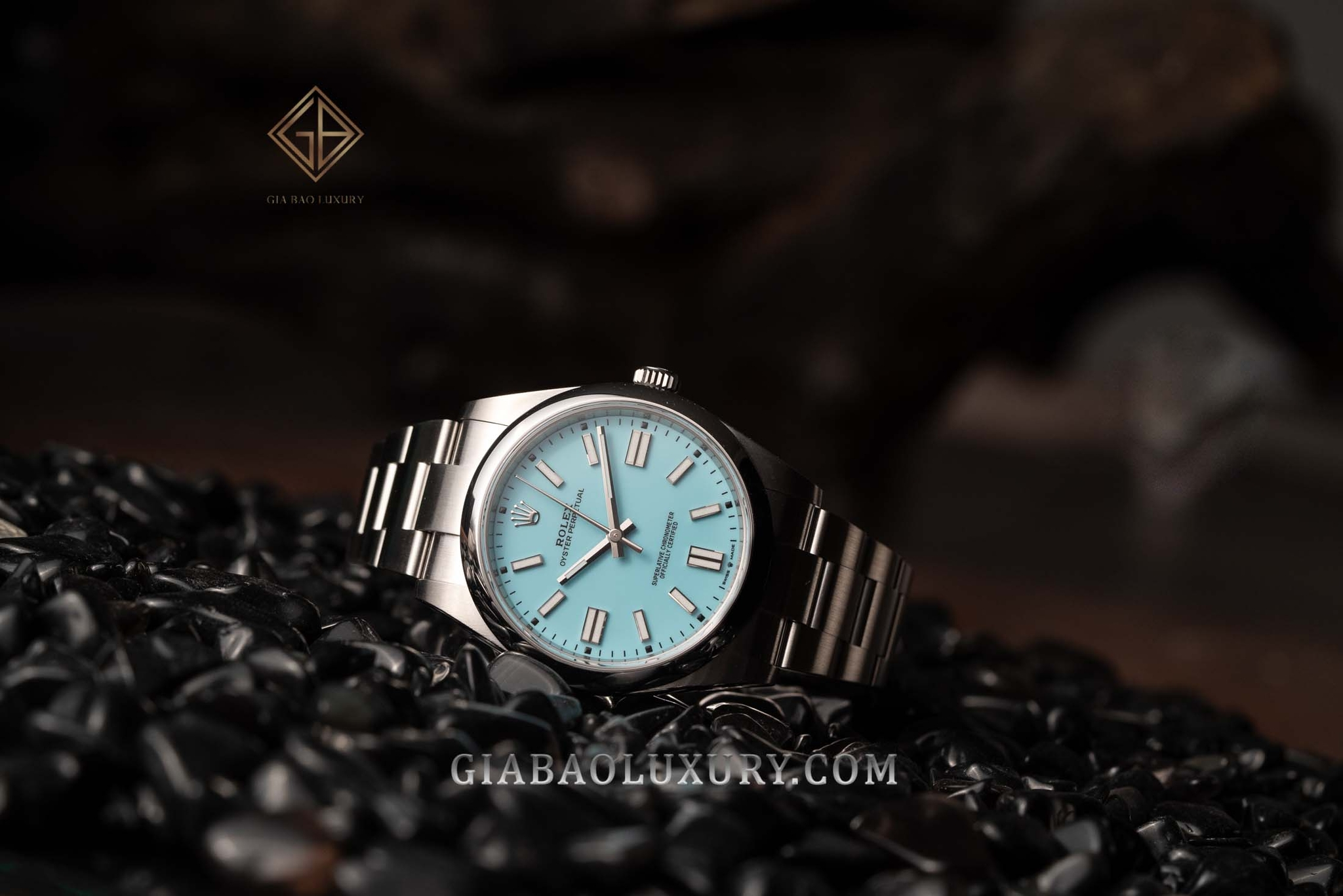 đồng hồ Rolex Oyster Perpetual 2020