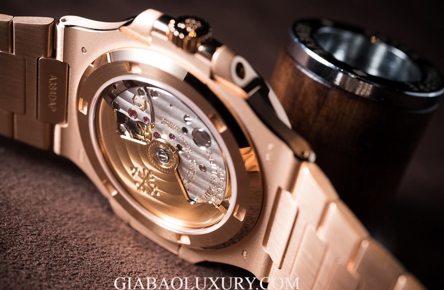 Đồng hồ Patek Philippe Nautilus 5711/1R-001