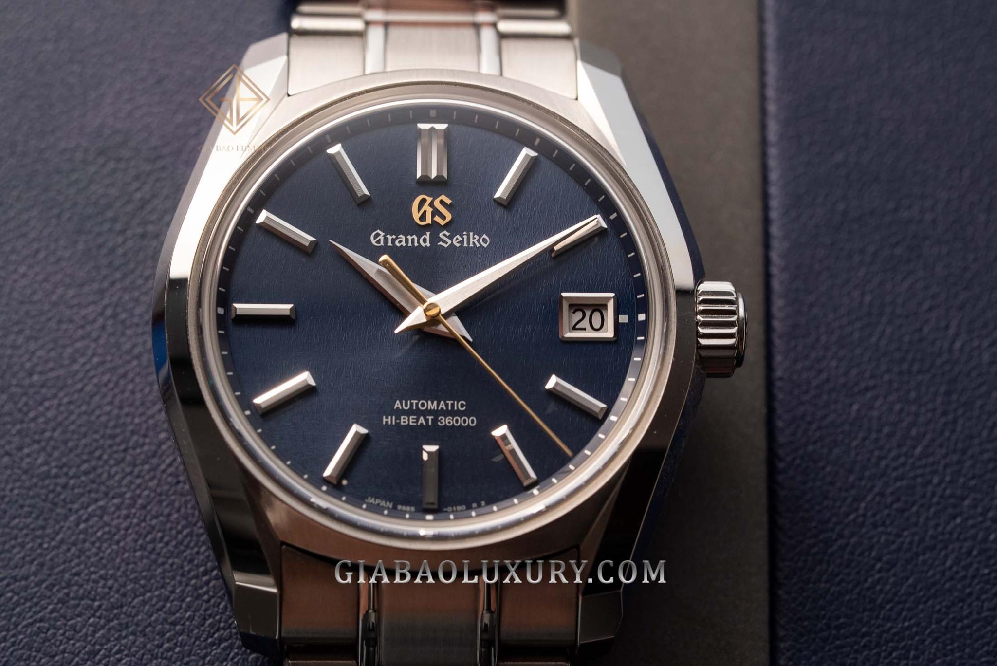 Một trong những hãng đồng hồ Nhật Bản nổi tiếng nhất là Grand Seiko