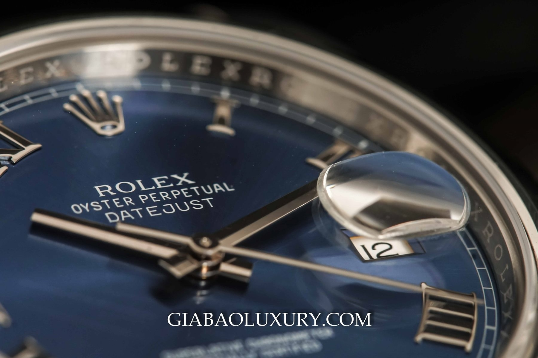 ĐỒNG HỒ ROLEX OYSTER PERPETUAL DATEJUST II 116300
