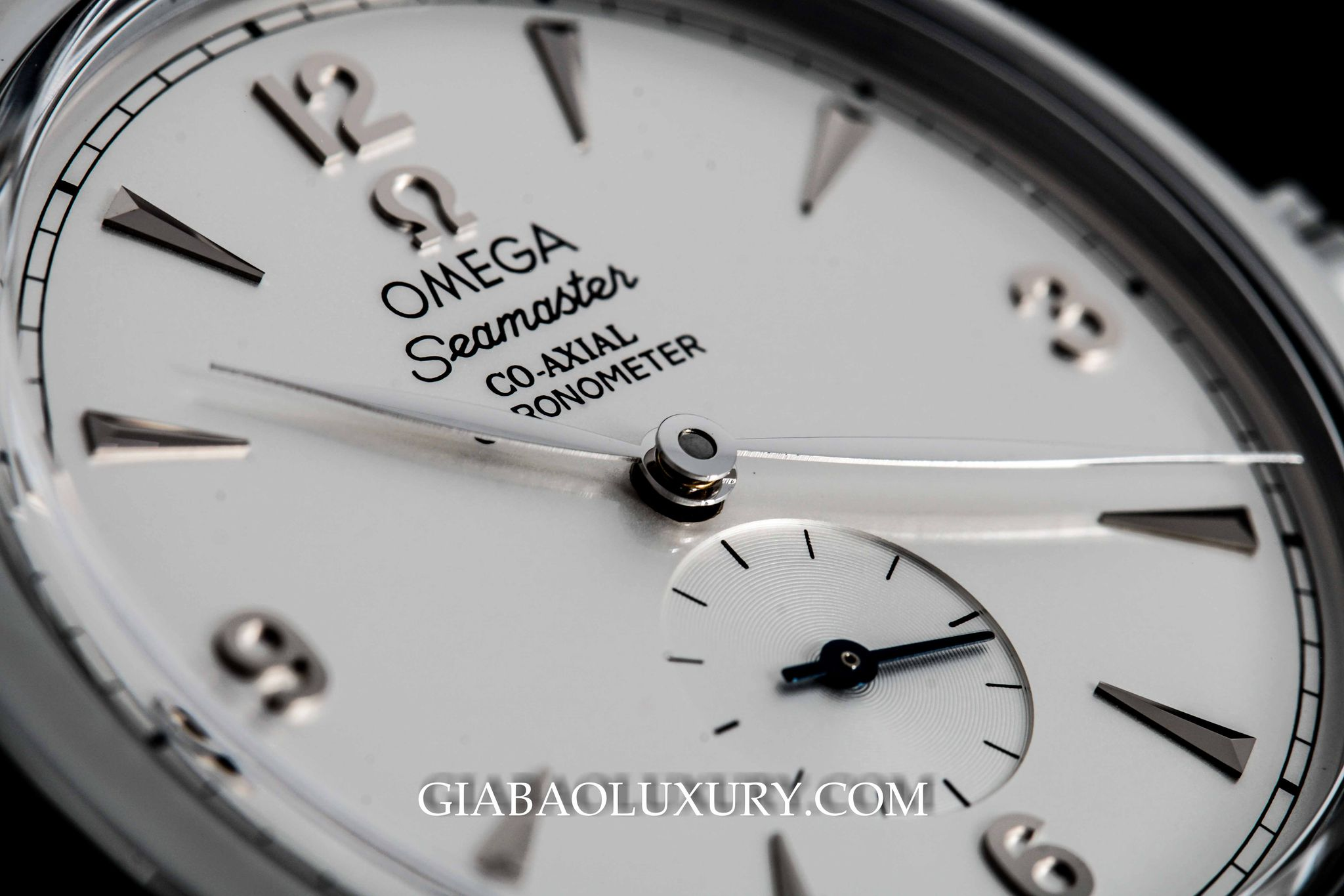 "Đồng Hồ Omega Seamaster 1948 Co Axial ""London 2012"" Limited Edition"