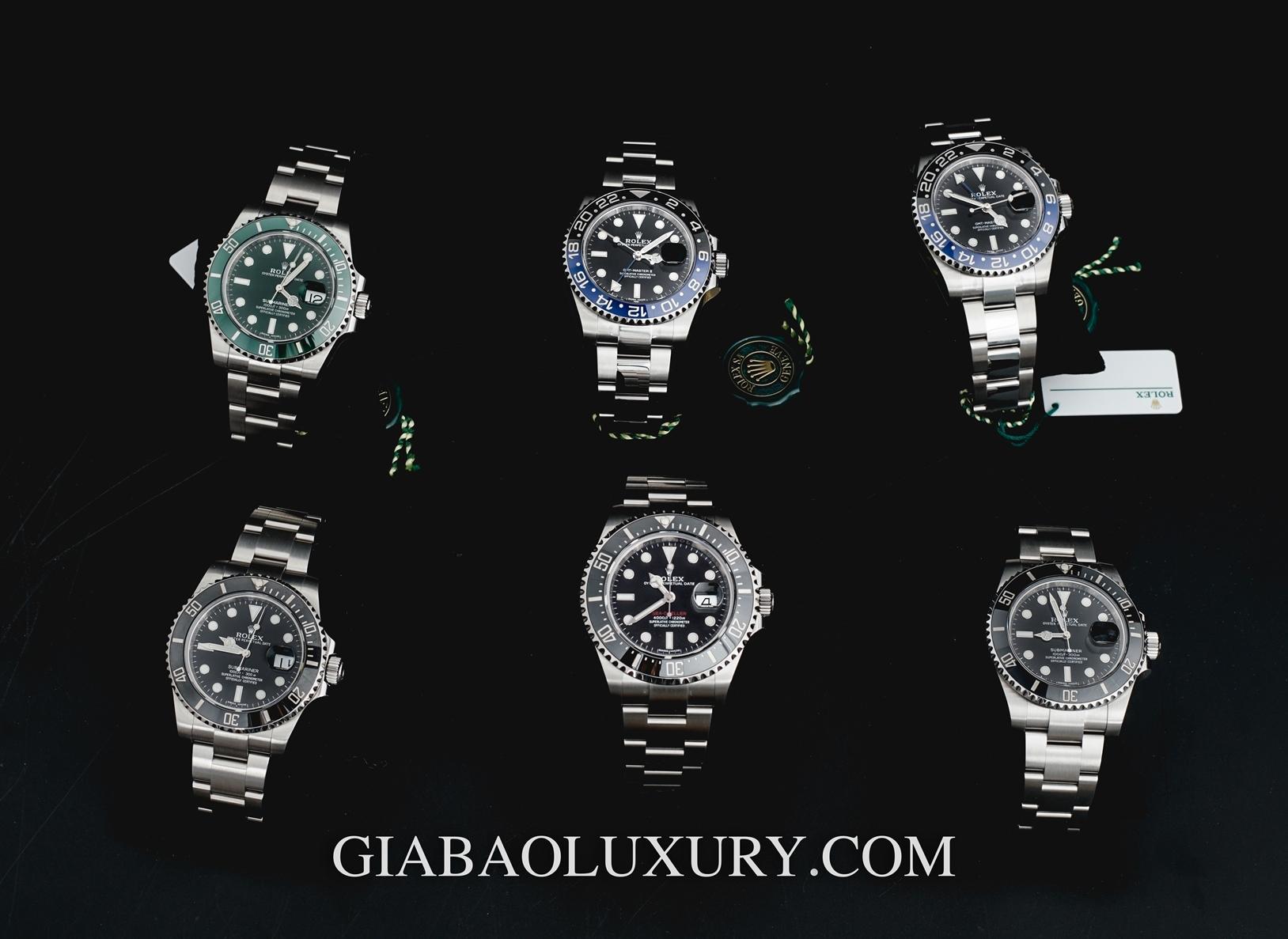 đồng hồ Rolex sport