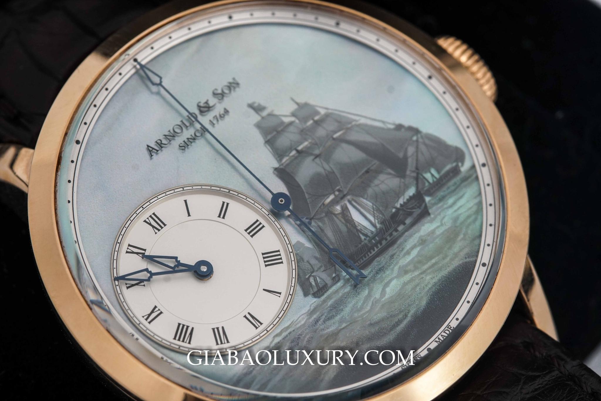 đồng hồ Arnold & Son 12.2.3.03