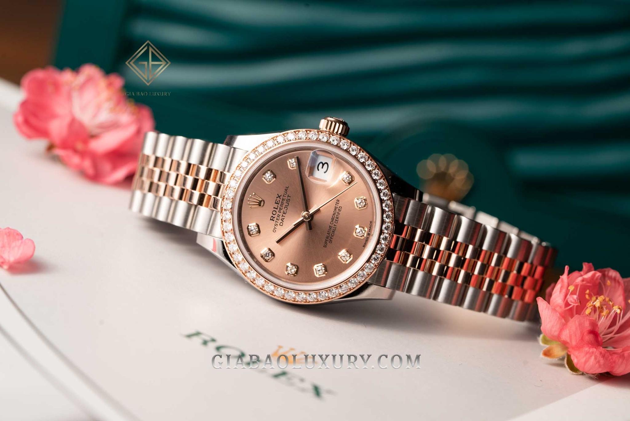 5 Lý do khích lệ bạn nên mua đồng hồ Rolex