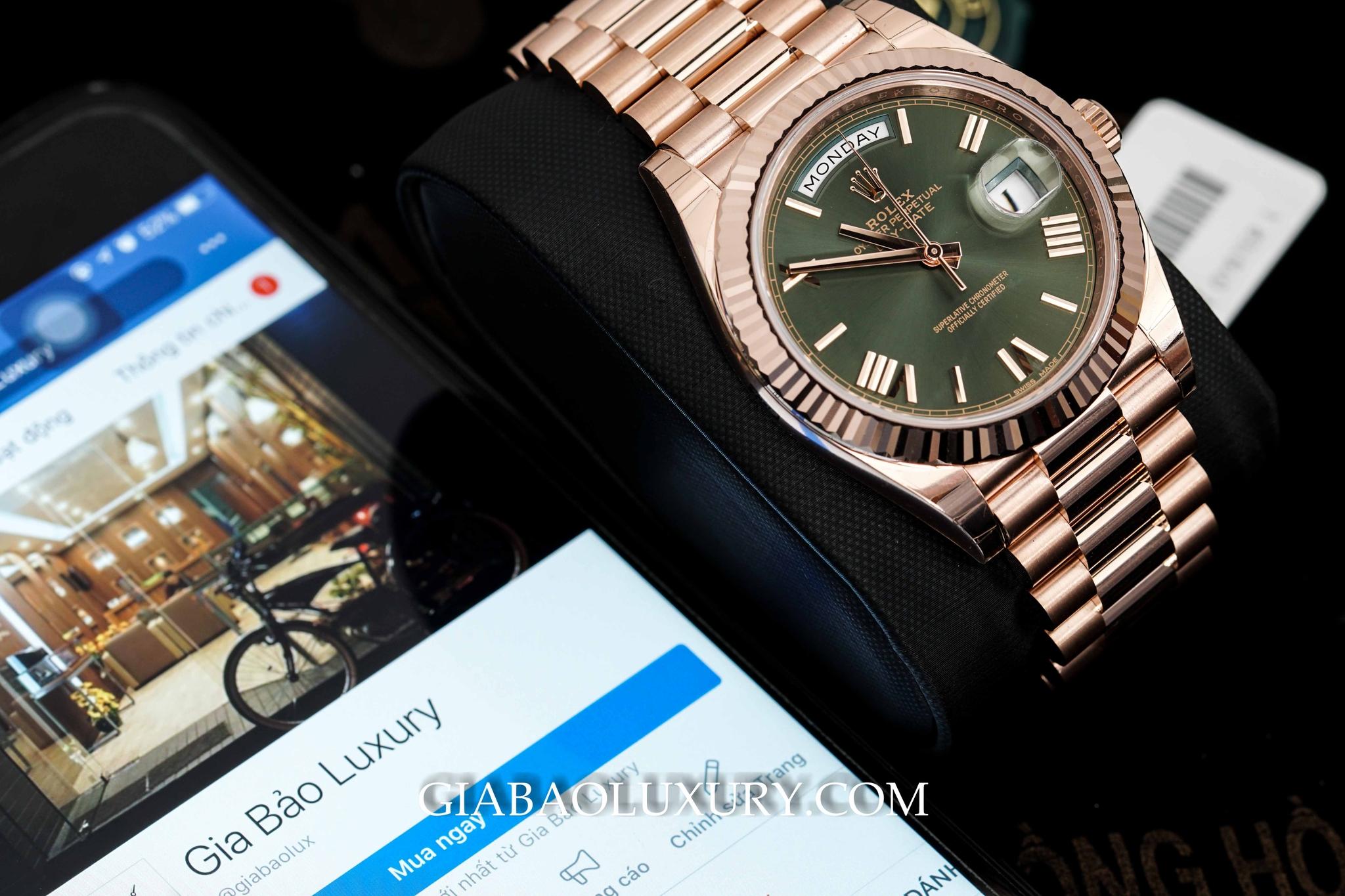 Rolex Datejust và Day-Date: Dòng đồng hồ cổ điển cho cuộc sống thường ngày