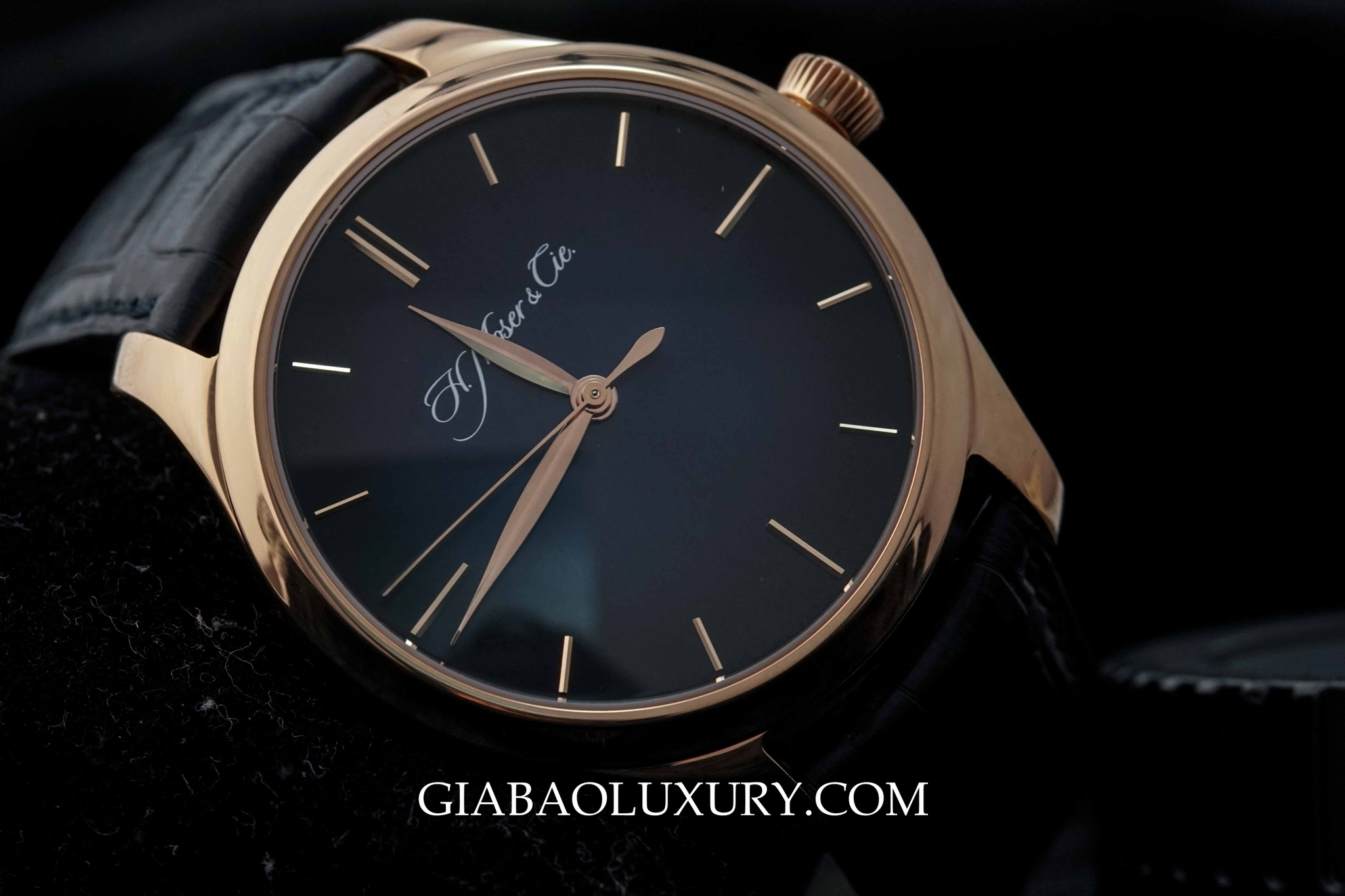 Đồng Hồ H. Moser & Cie Endeavour Centre Seconds