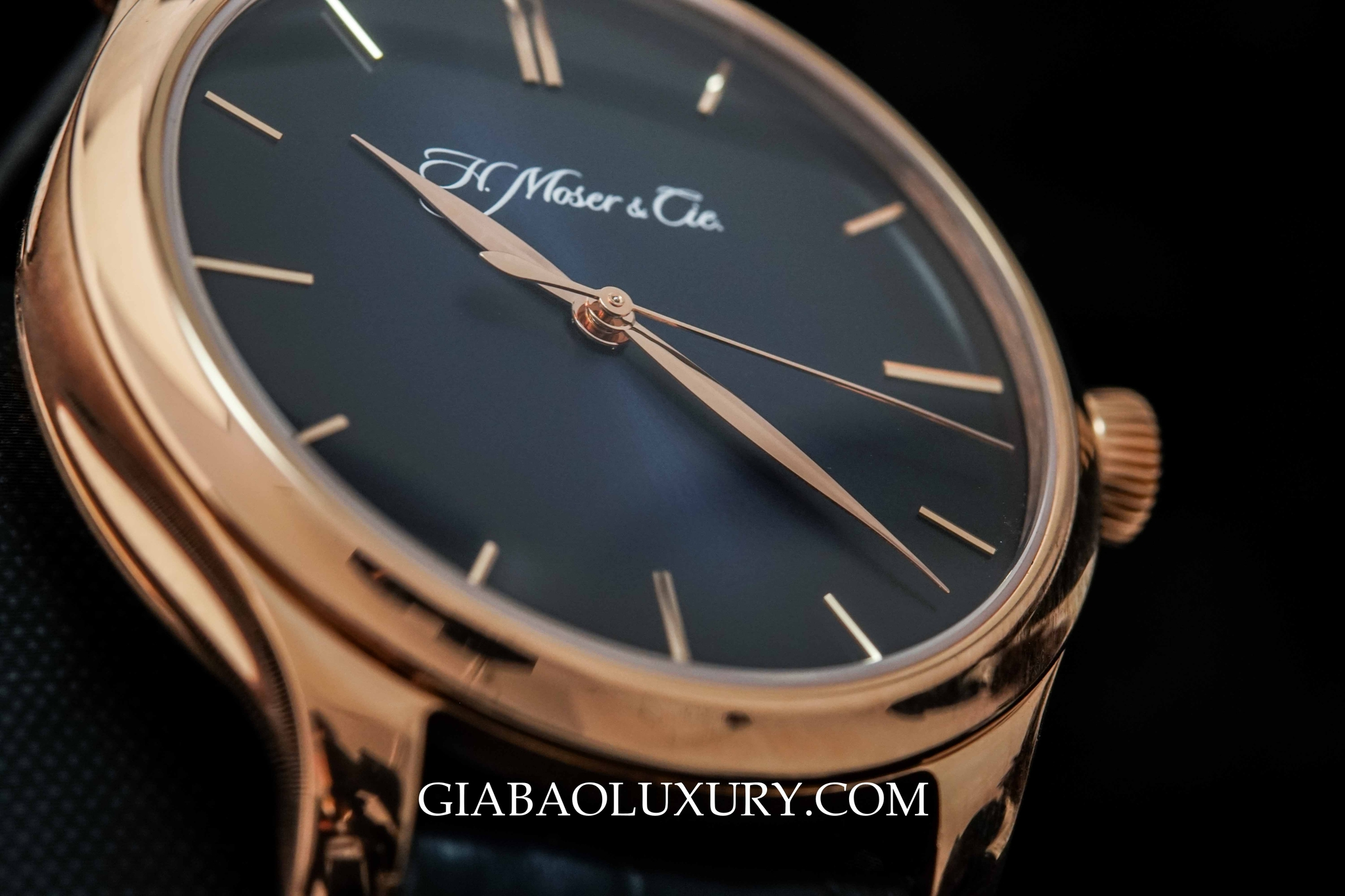 Đồng Hồ H. Moser & Cie Endeavour Centre Seconds Automatic