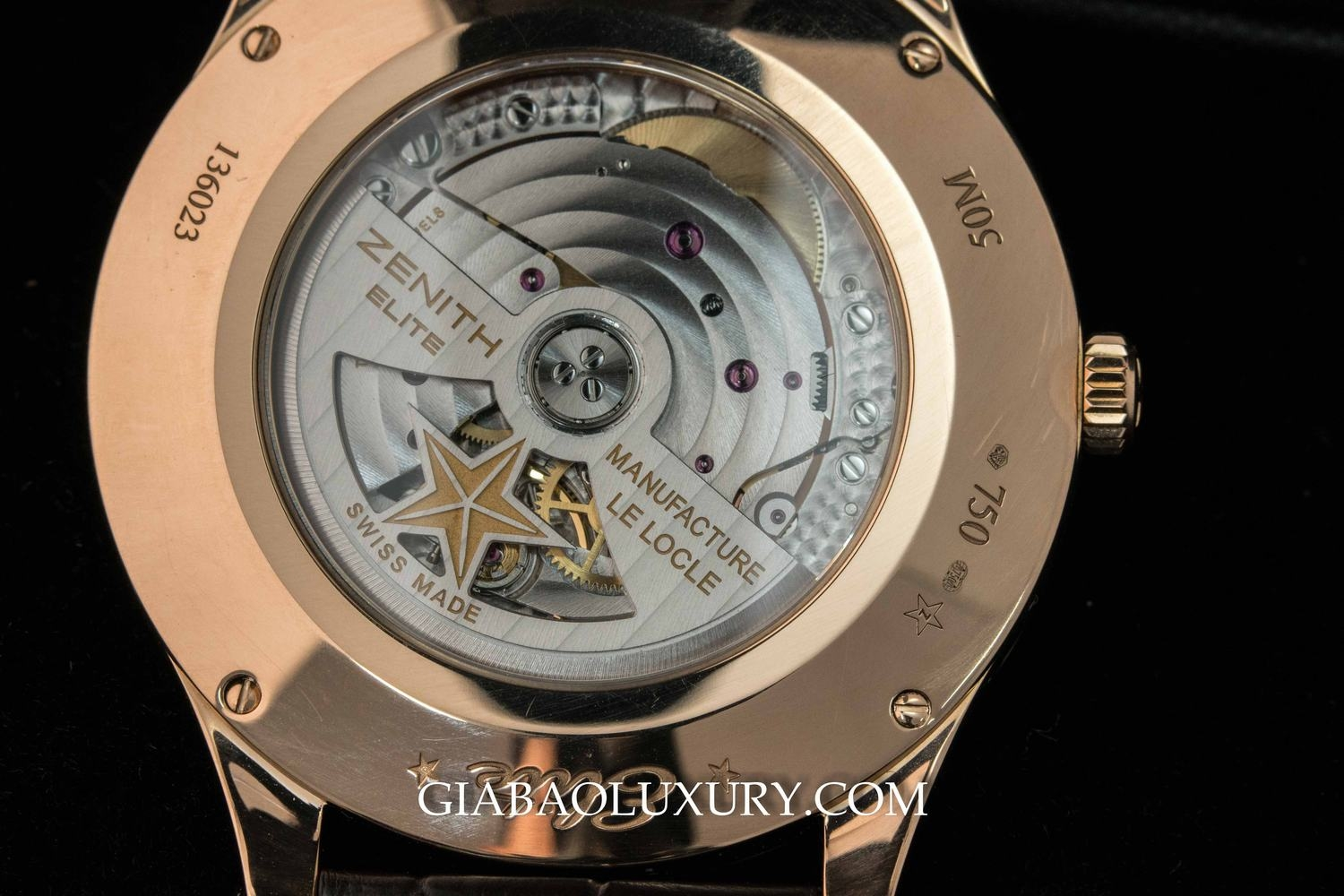 Đồng Hồ Zenith Captain Power Reserve Automatic