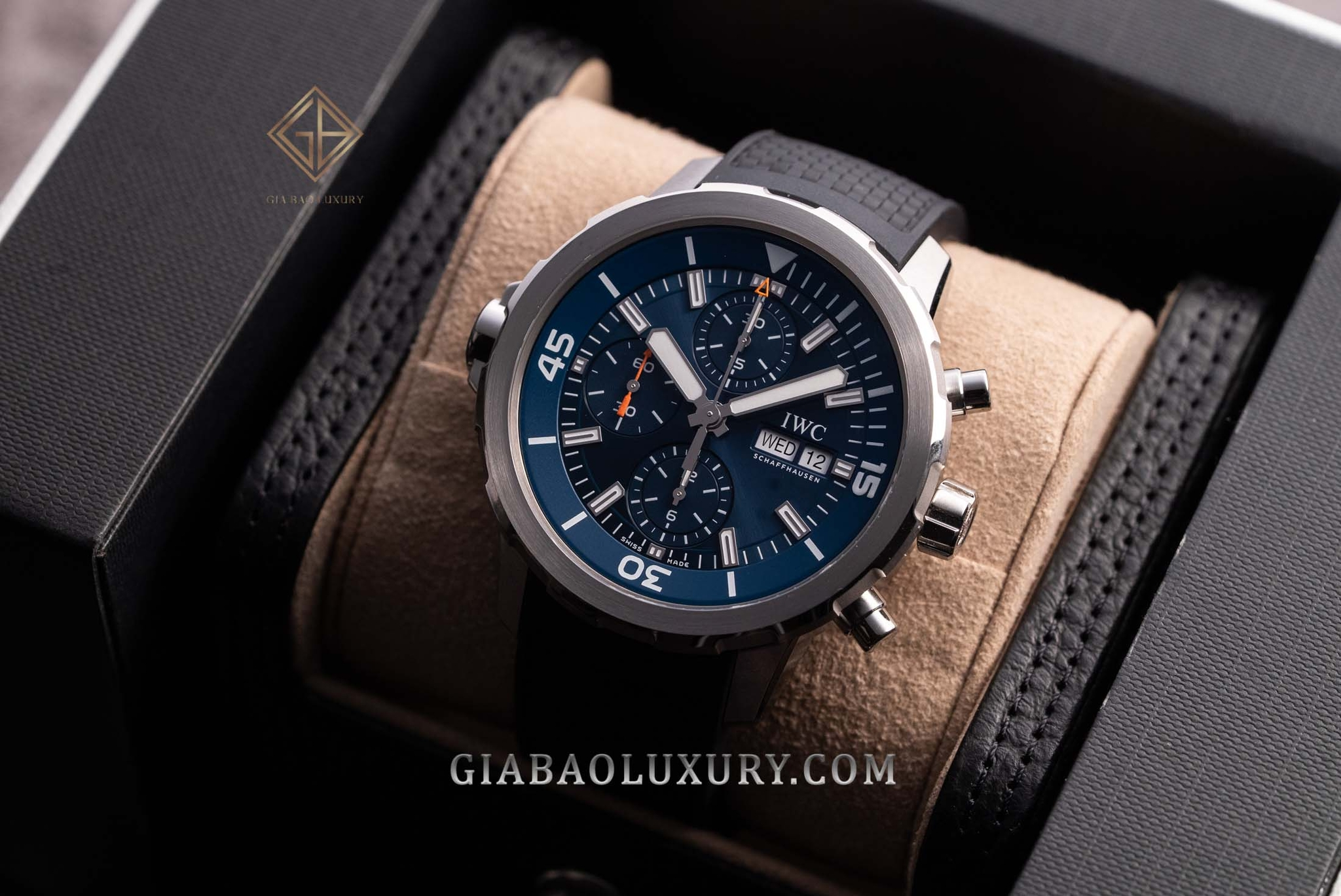 Đồng hồ IWC Aquatimer Chronograph IW376805