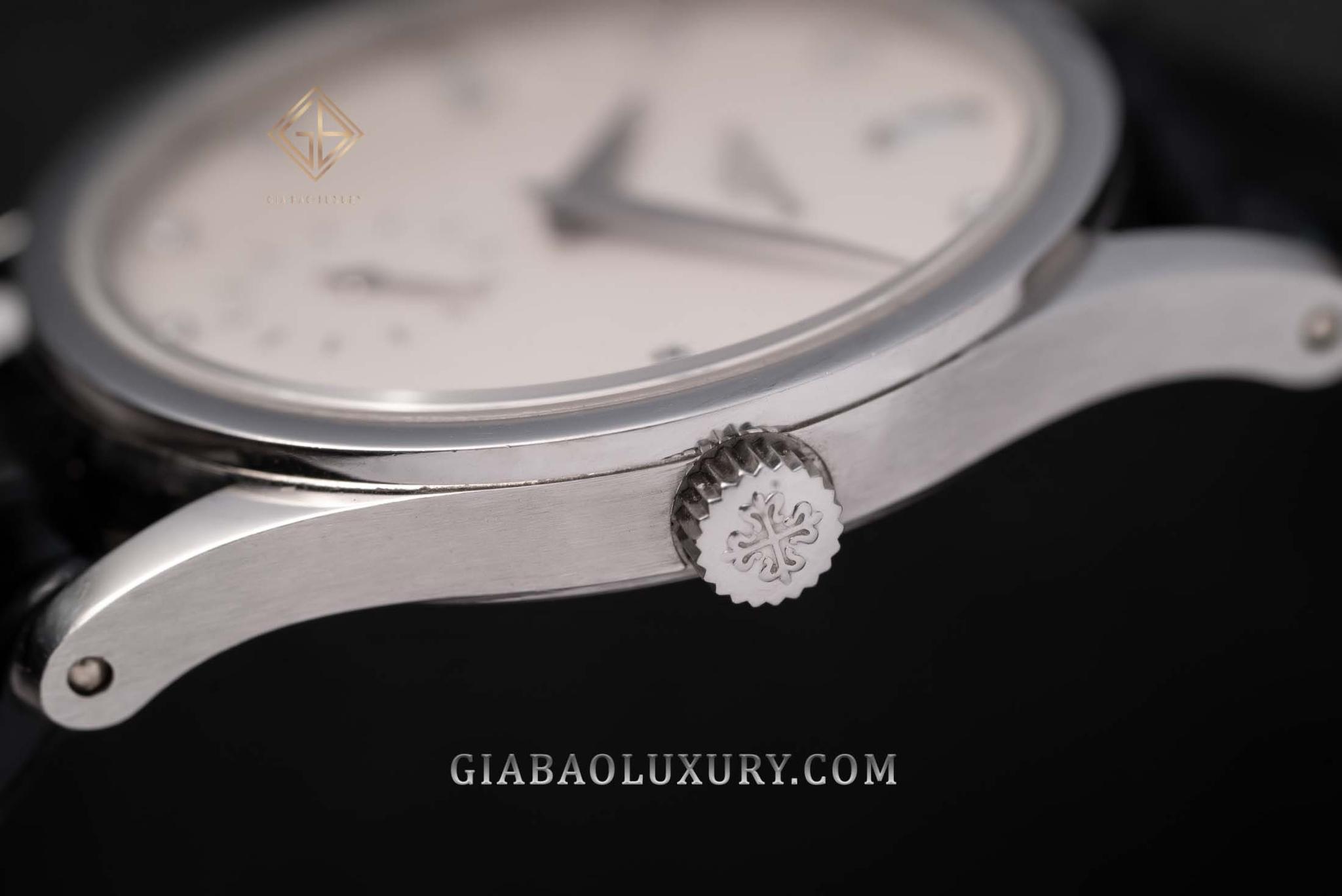 Đồng hồ Patek Philippe Calatrava ref. 3796
