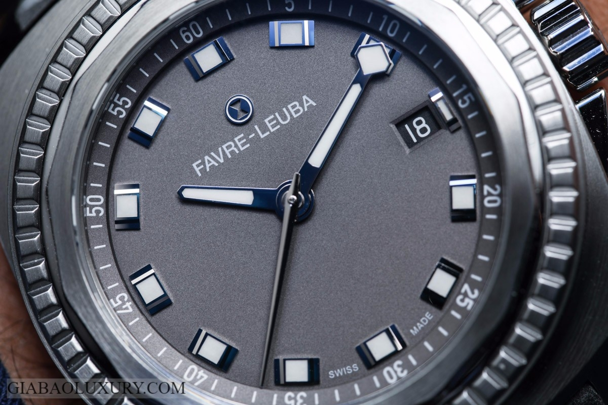 FAVRE-LEUBA RAIDER SEA KING