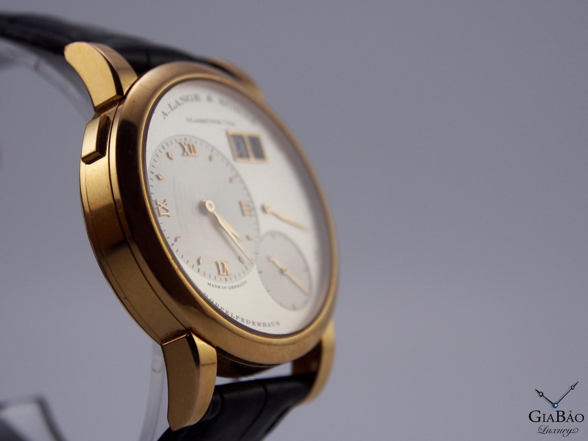 Đồng hồ A Lange & Sohne