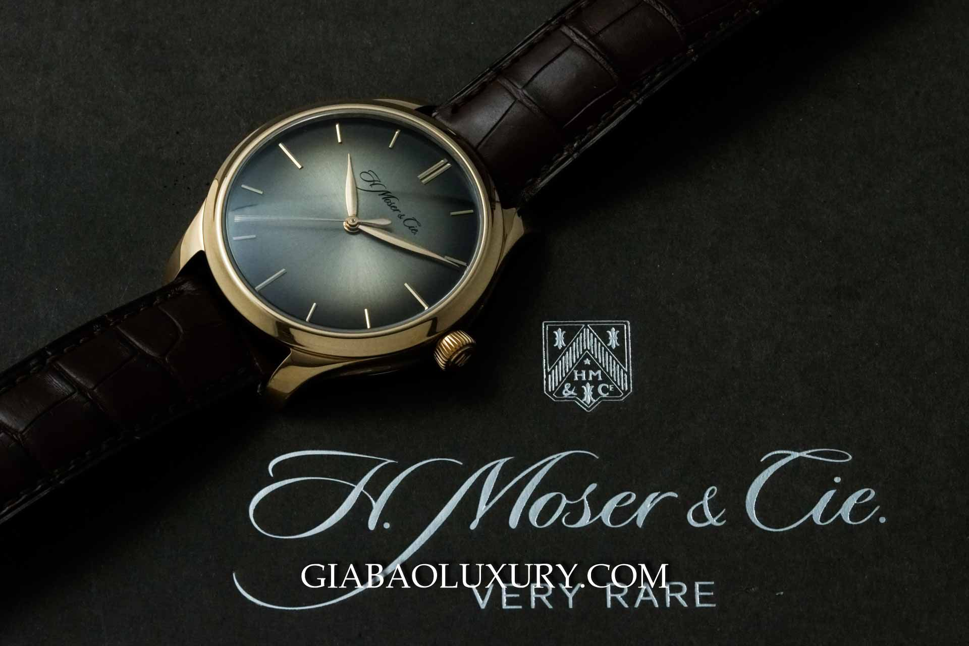 Đồng Hồ H. Moser & Cie Endeavour Centre Seconds 1200-0400