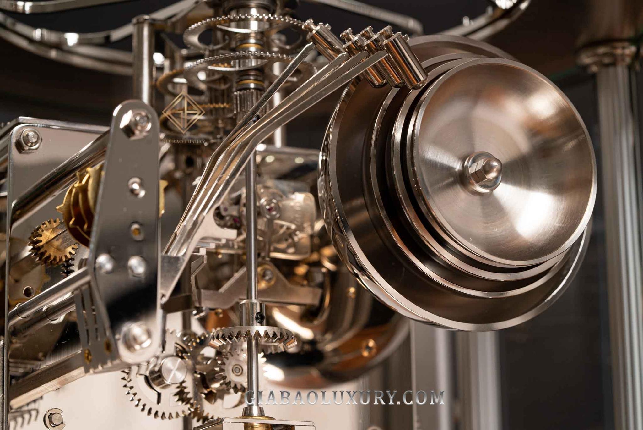 Đồng hồ Tellurium II 22823740352