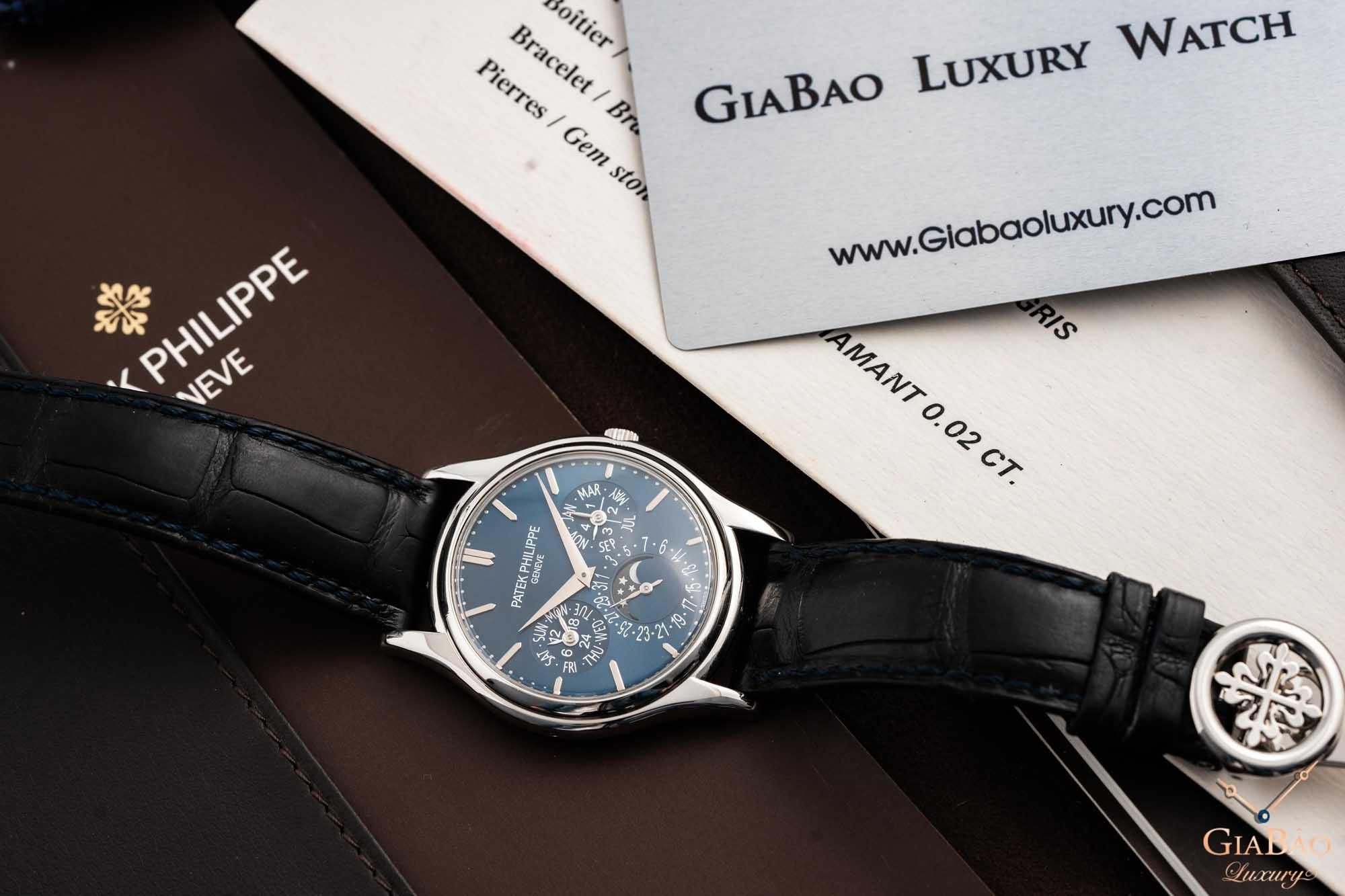 Đồng hồ Patek Philippe Complicated Perpetual Calendar 5140P