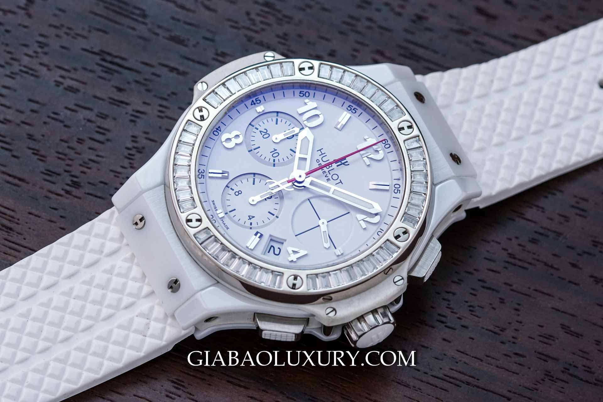 Đồng Hồ Hublot Big Bang Chronograph 41mm ref. 341.CW.230.RW.194