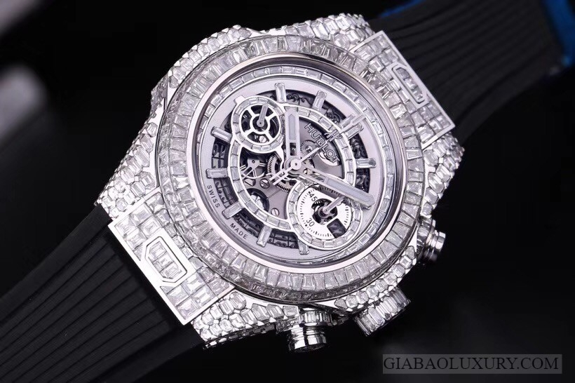"Đồng hồ Big Bang Unico ""10 Years"" Haute Joaillerie"