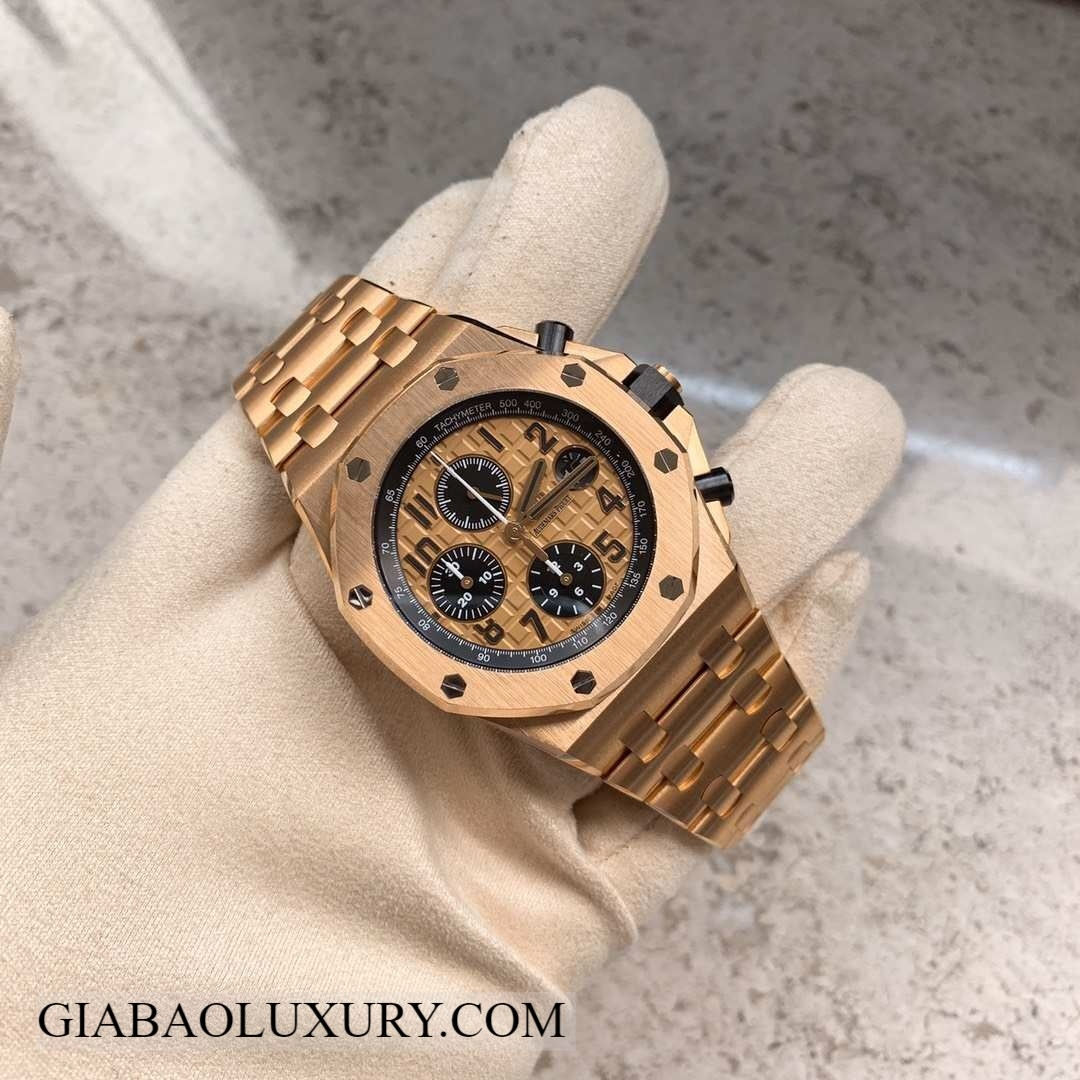 Đồng hồ Audemars Piguet Royal Oak Offshore Chronograph
