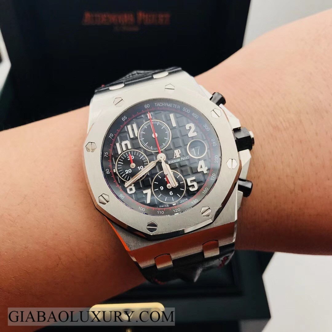Đồng Hồ Audemars Piguet Royal Oak Offshore Chronograph 26470ST.OO.A101CR.01